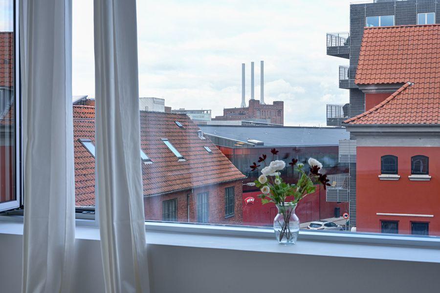A spacious modern 3-bedroom apartment in Copenhagen Nordhavn
