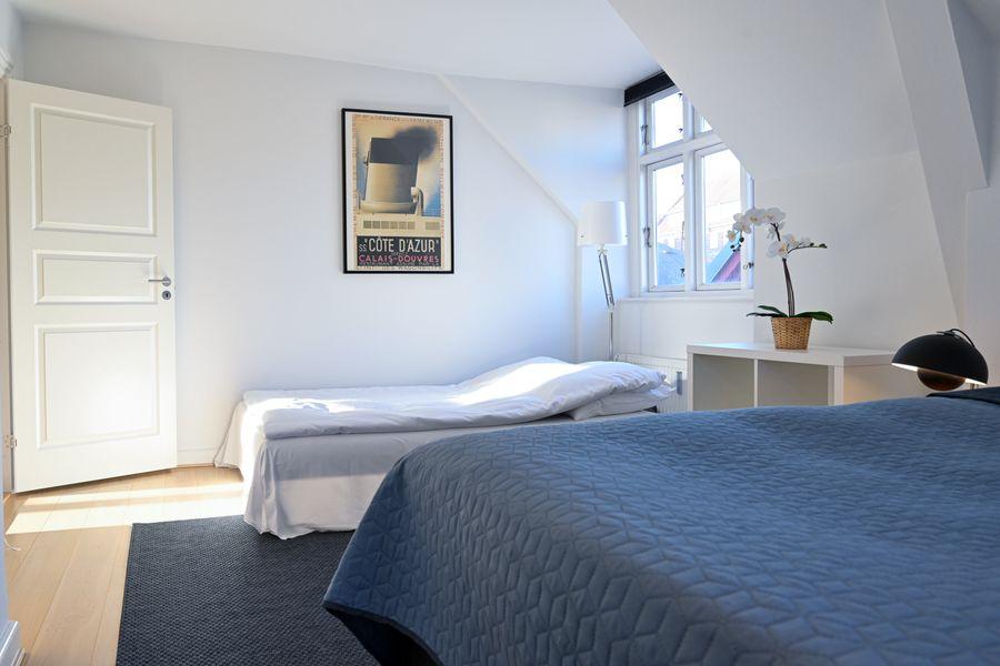 Super cozy 3-Bedroom Duplex Apartment in Frederiksberg close to Copenhagen Zoo