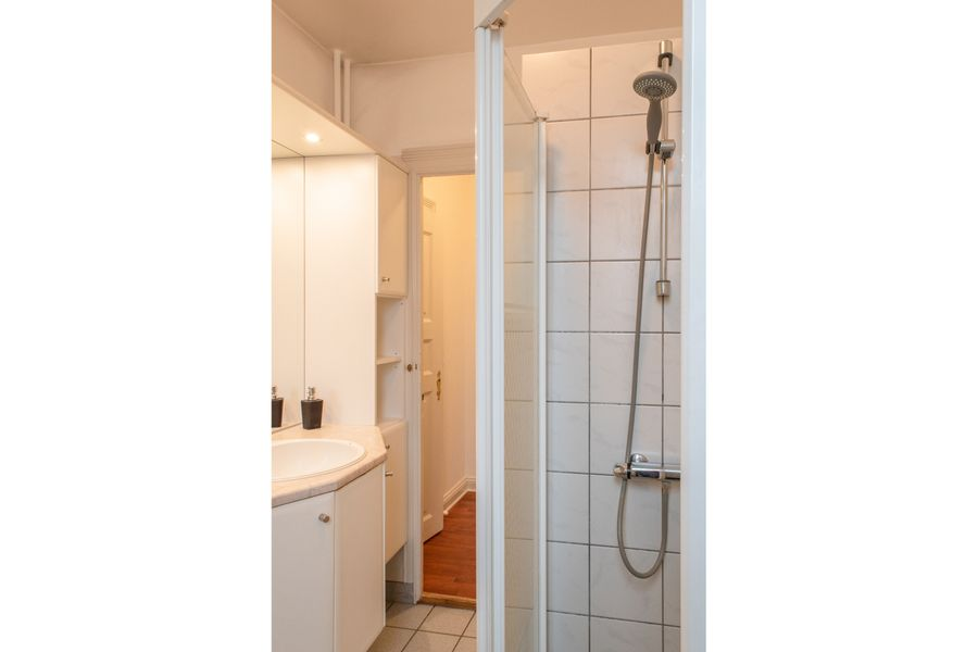 Spacious 3-bedroom apartment in the heart of Århus