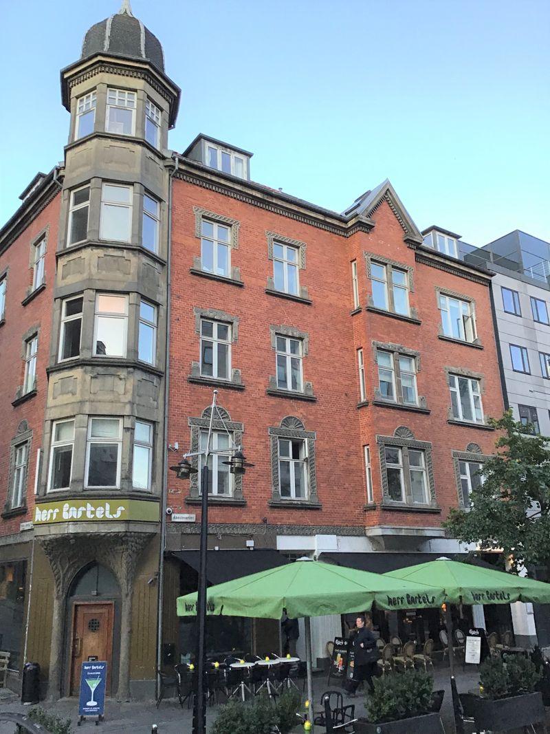 Hyggelig 2-bedroom apartment in the center of Aarhus