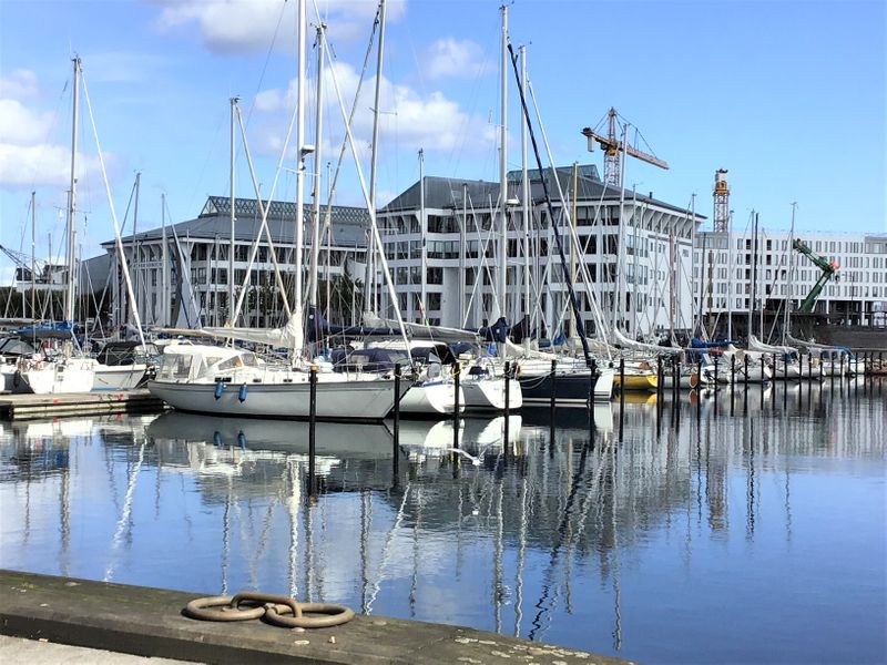 Amazing 2-bedroom Apartment in Copenhagen Nordhavn close to the harbour