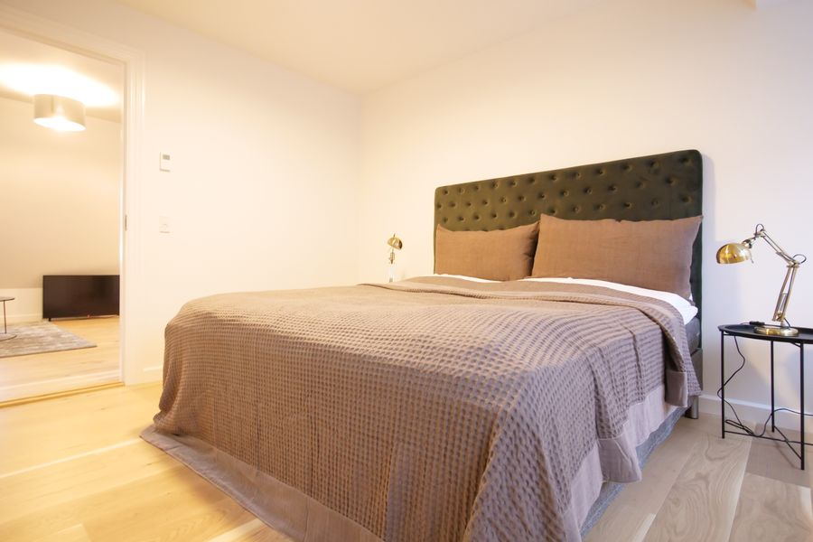 Beautiful Penthouse Apartment With Rooftop Terrace Just By Kongens Nytorv