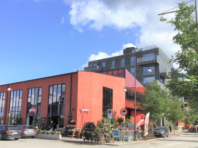 Trendy 1-bedroom Apartment in Copenhagen Nordhavn close to the harbor
