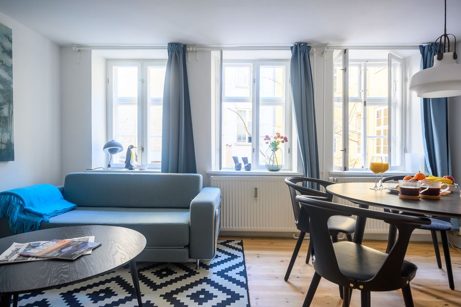 Hyggelig 1 bedroom apartment in the historical centre of Copenhagen