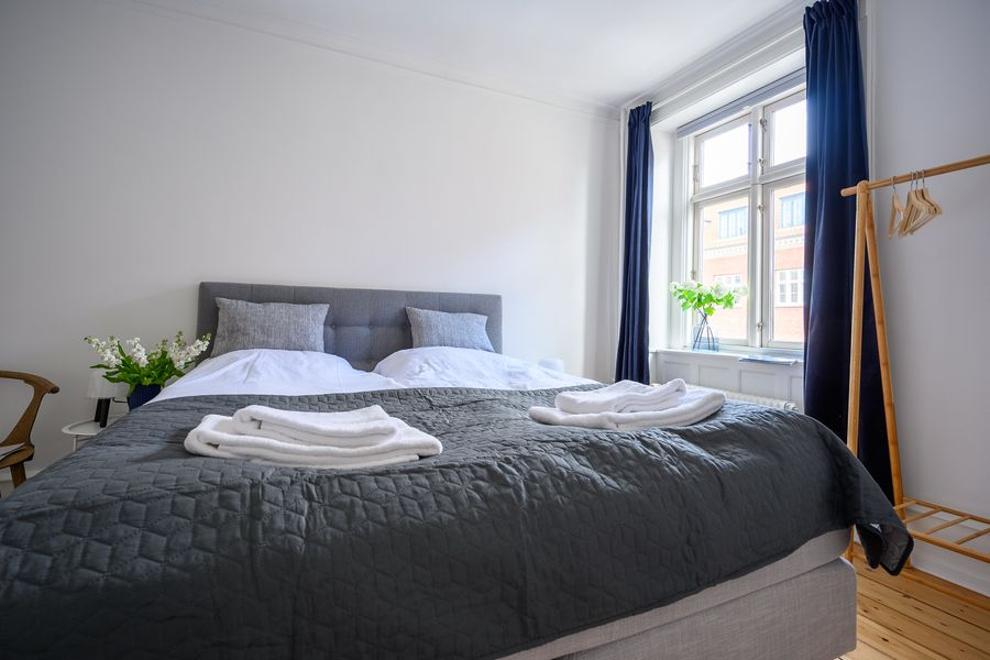 Fantastic three-bedroom apartment in Copenhagen Østerbro