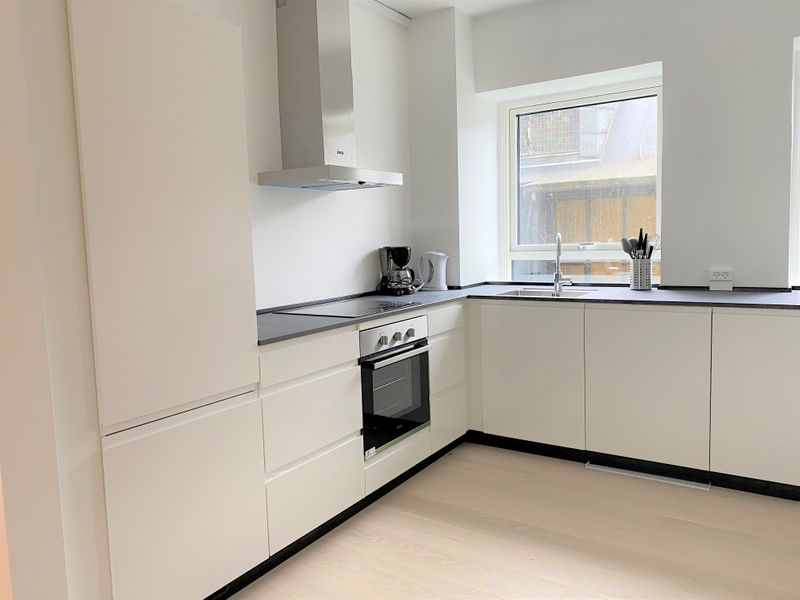 Spacious Apartment in the heart of Roskilde