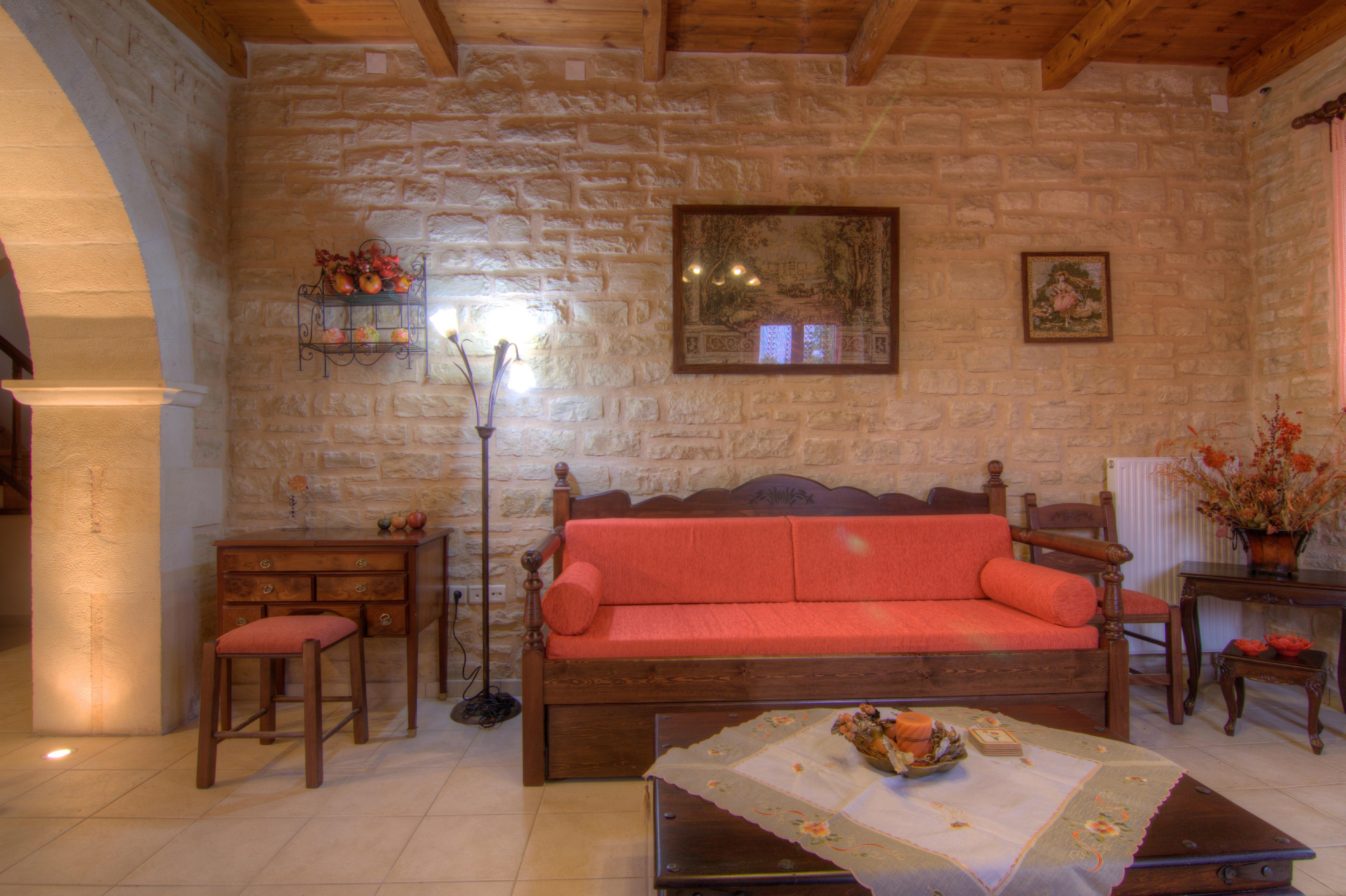 Ferienhaus Traditionelle Steinvilla Phaedra Mit Privatem Pool Nahe Strand (2194216), Prines, Kreta Nordküste, Kreta, Griechenland, Bild 6