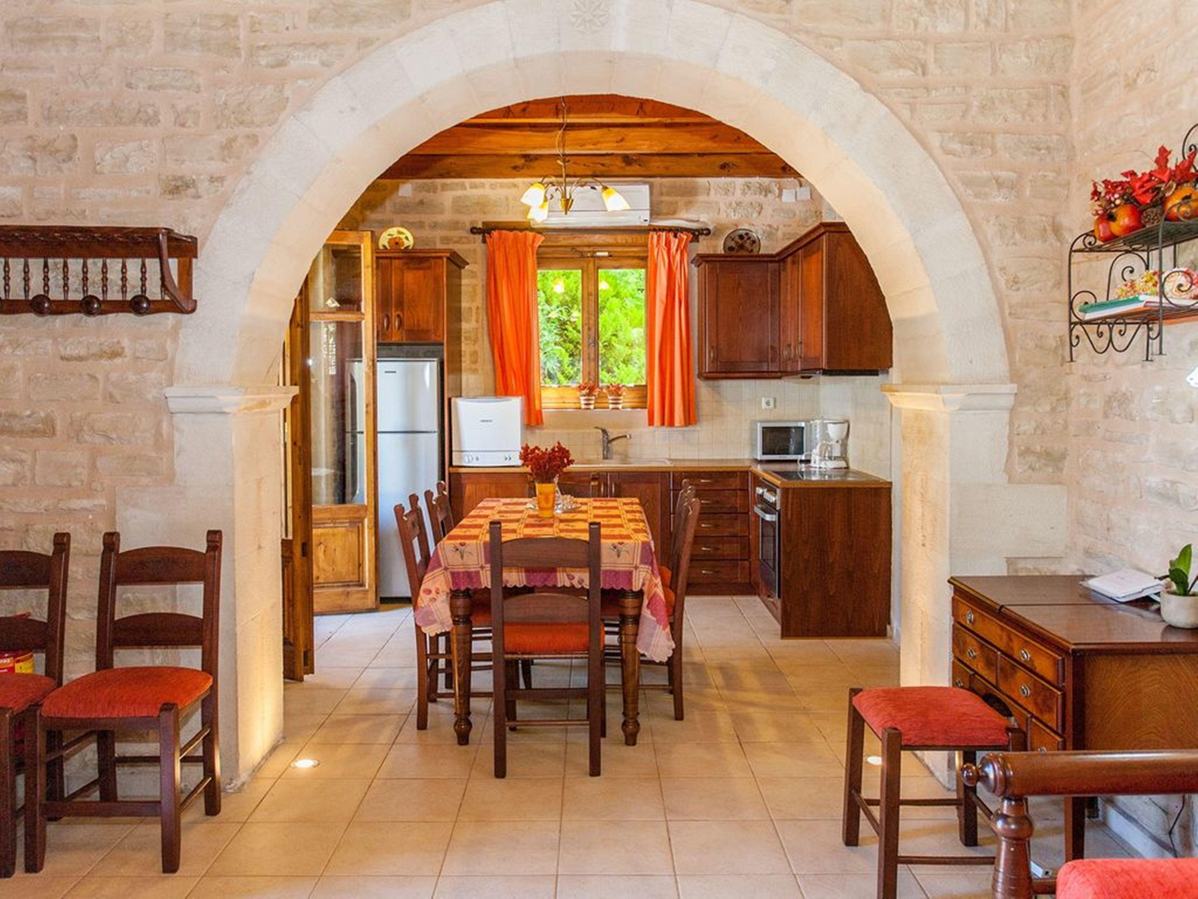 Ferienhaus Traditionelle Steinvilla Phaedra Mit Privatem Pool Nahe Strand (2194216), Prines, Kreta Nordküste, Kreta, Griechenland, Bild 7