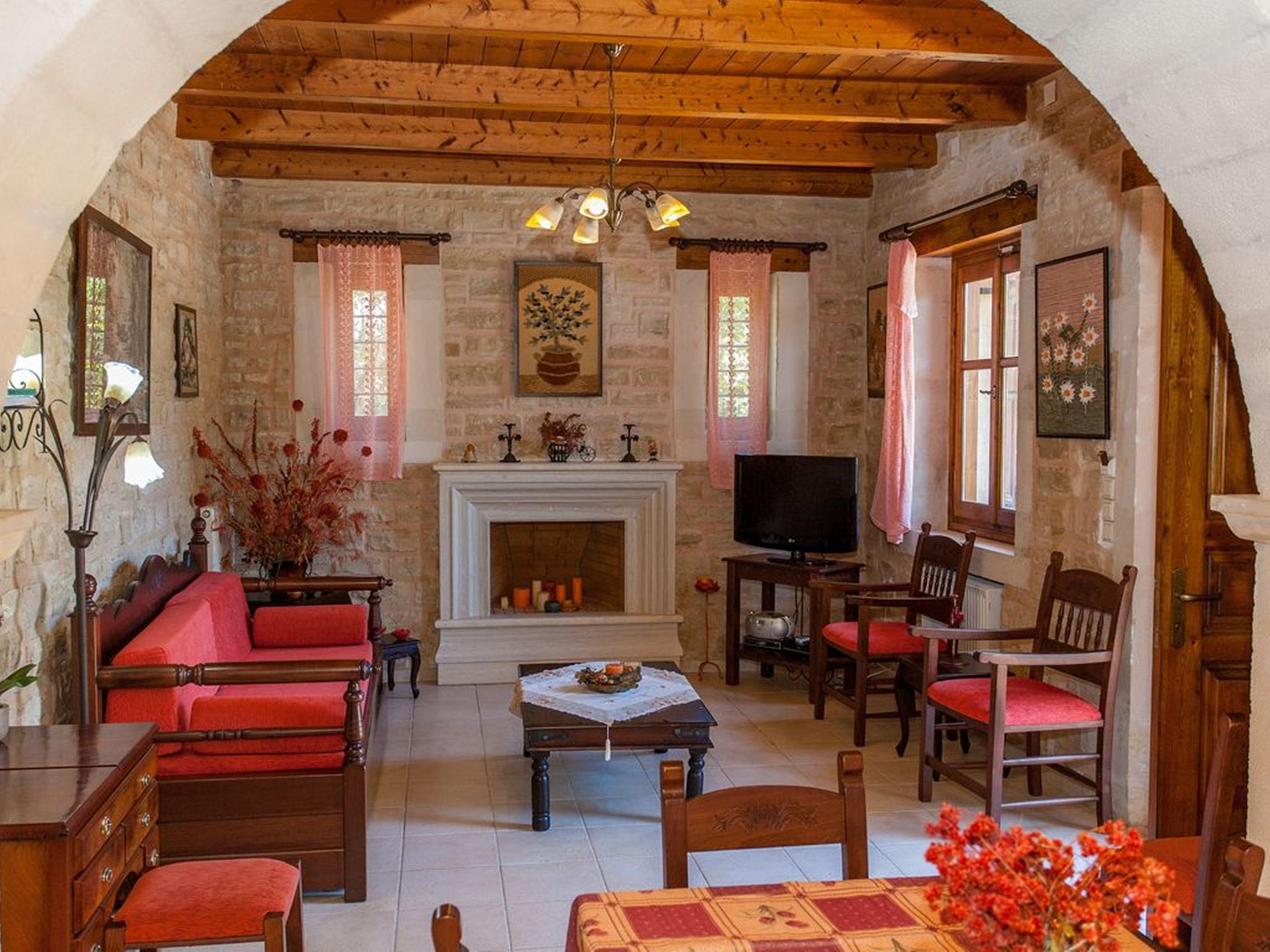 Ferienhaus Traditionelle Steinvilla Phaedra Mit Privatem Pool Nahe Strand (2194216), Prines, Kreta Nordküste, Kreta, Griechenland, Bild 4
