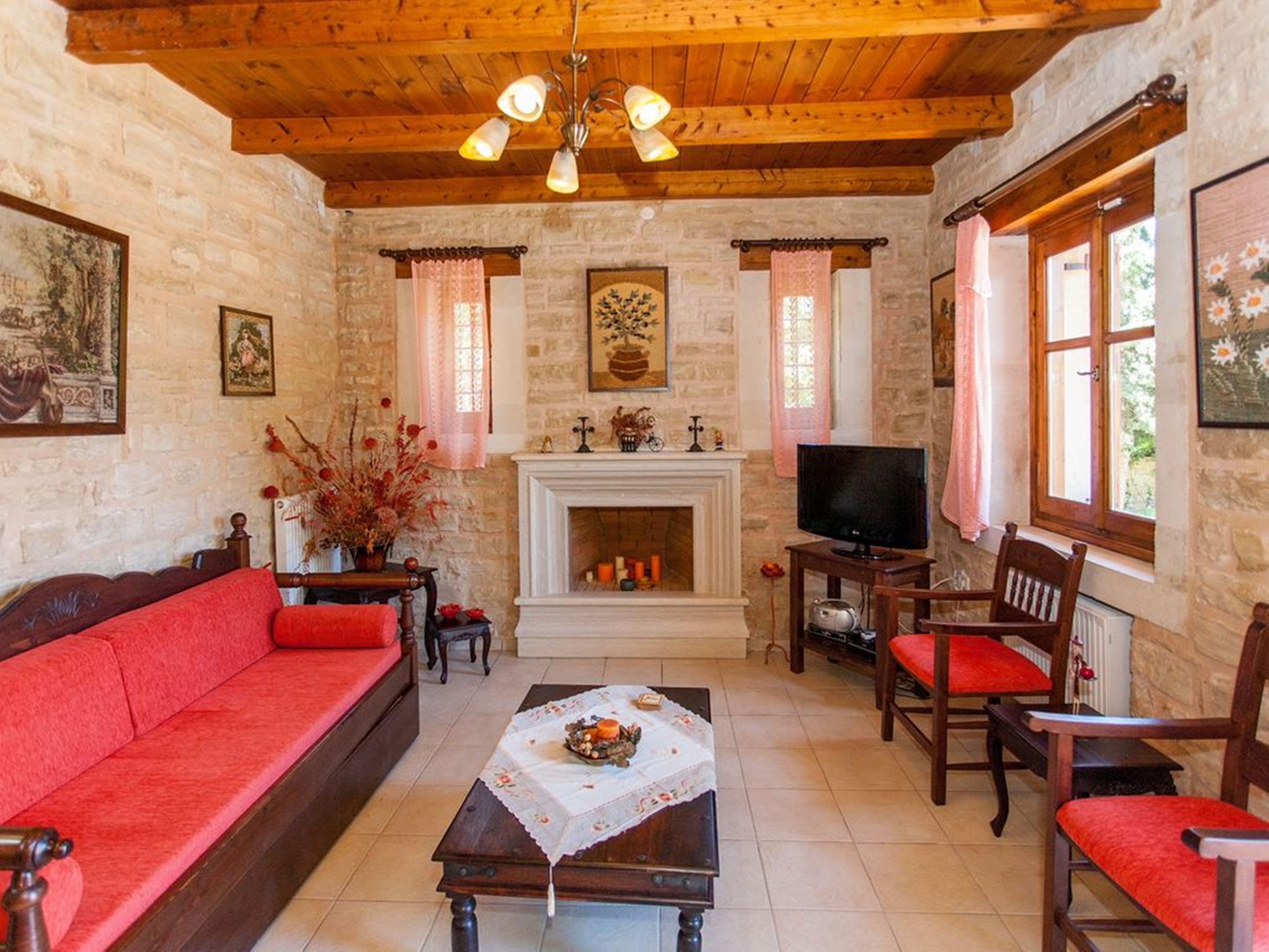 Ferienhaus Traditionelle Steinvilla Phaedra Mit Privatem Pool Nahe Strand (2194216), Prines, Kreta Nordküste, Kreta, Griechenland, Bild 5