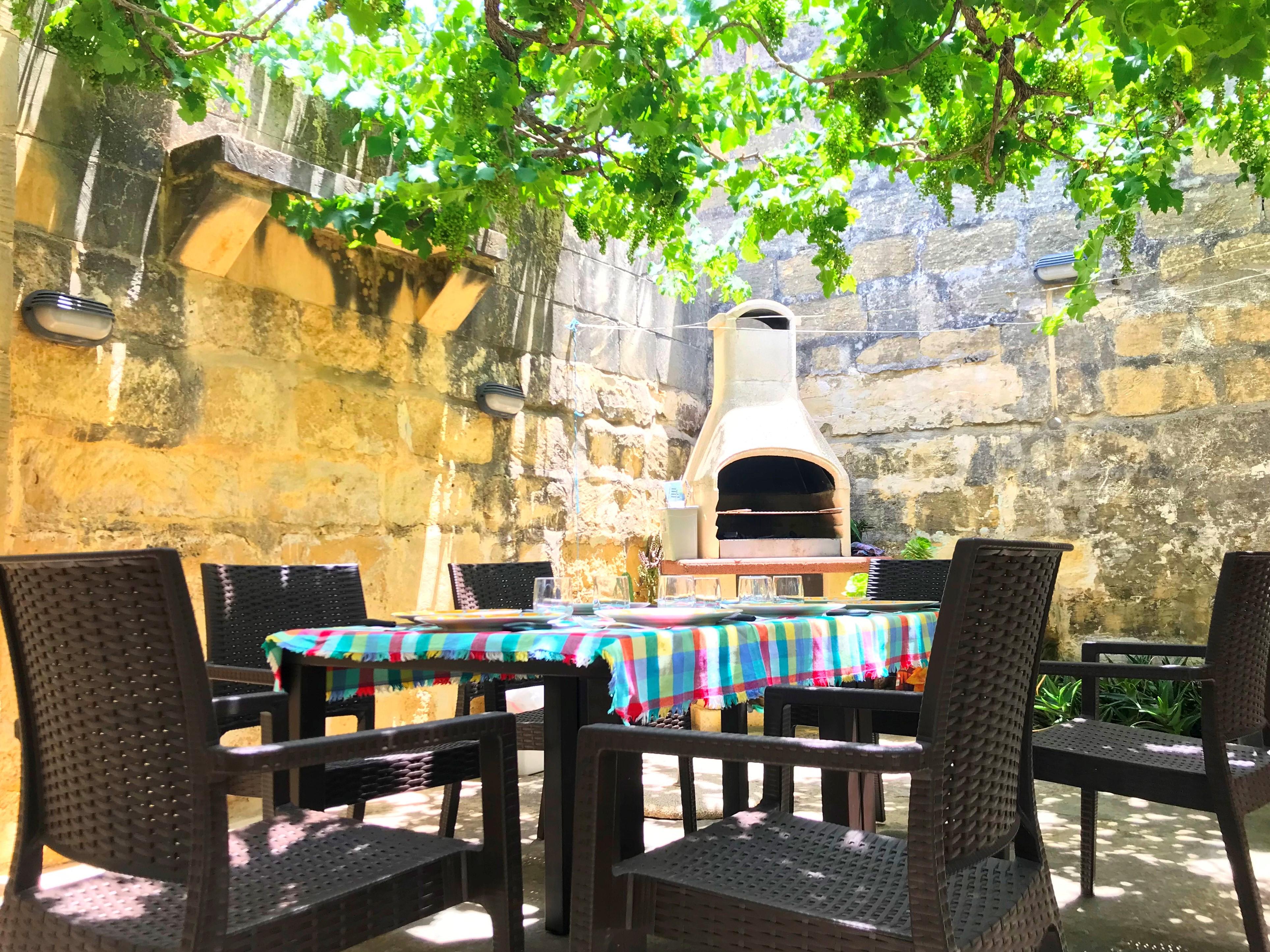 Ta Martin Farmhouse Ferienhaus in Gozo Malta
