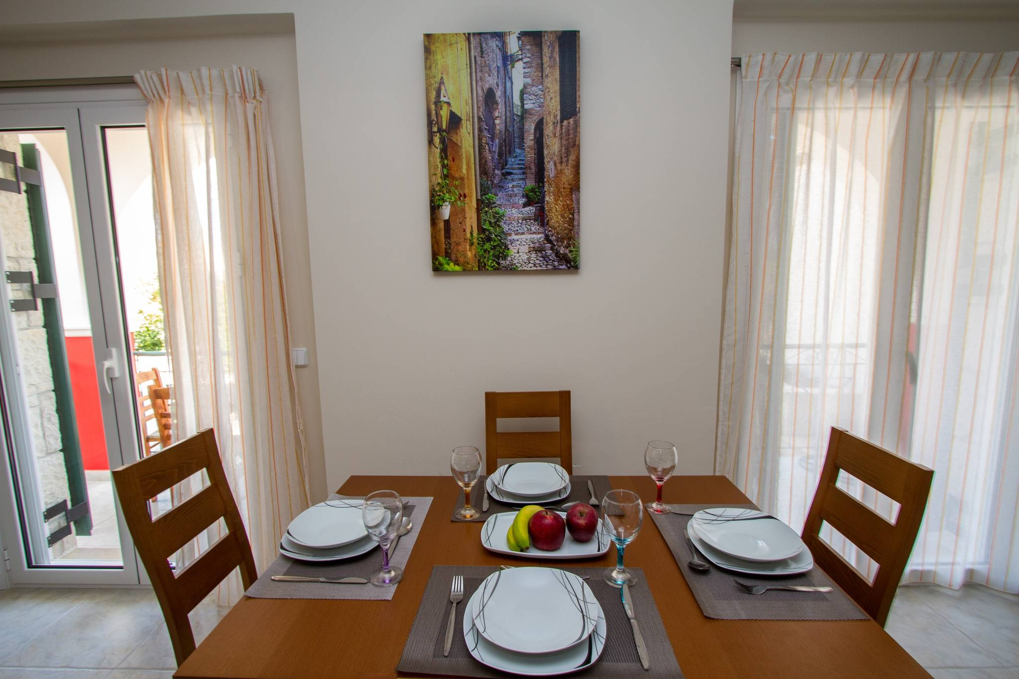Holiday apartment Nijay Apartments No 2 - Erste Etage in ruhiger Lage (2598208), Spartochori, Lefkada, Ionian Islands, Greece, picture 15