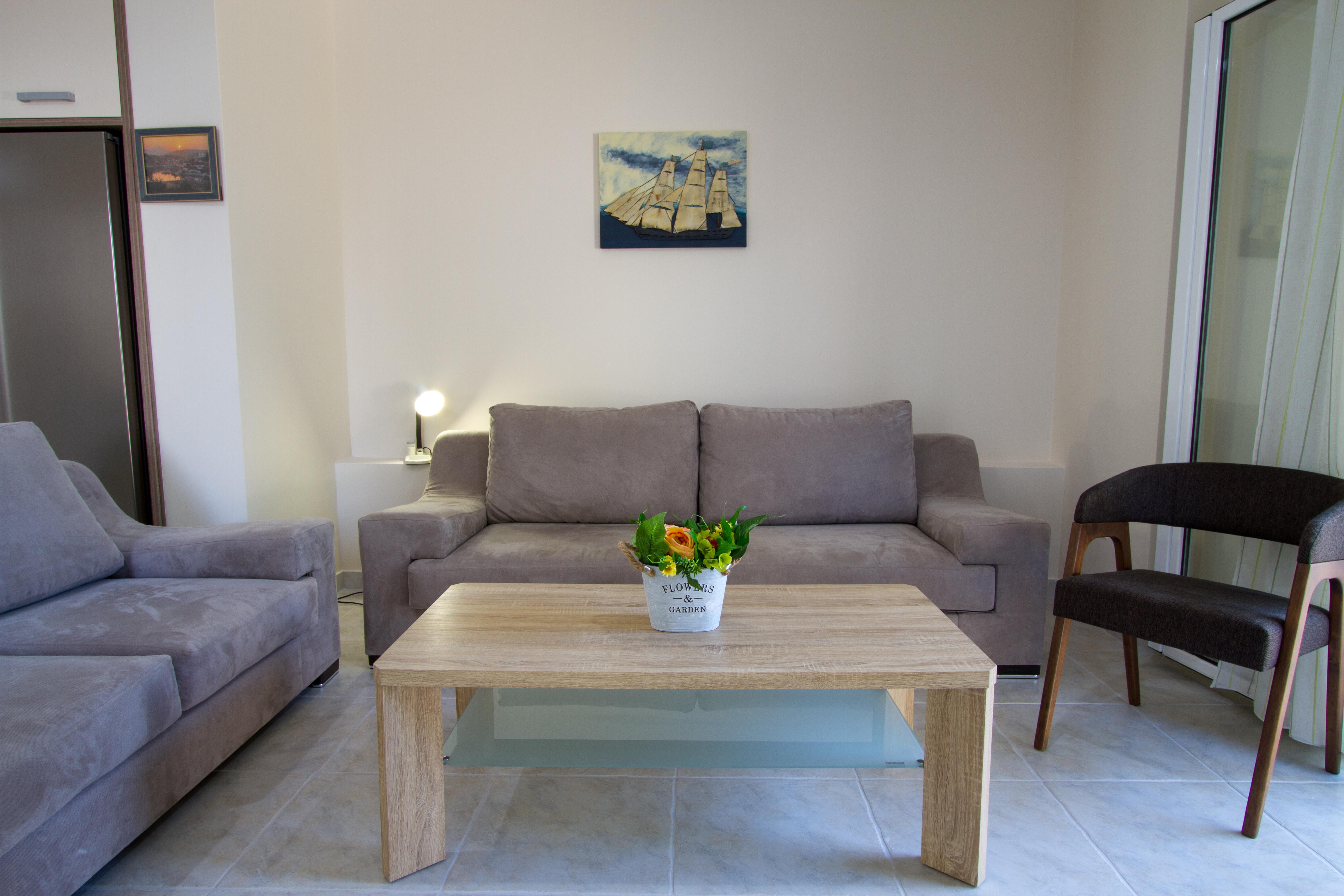 Holiday apartment Nijay Apartments Nr 3 De-lux Gre 76 Quadratmeter (2636986), Spartochori, Lefkada, Ionian Islands, Greece, picture 12