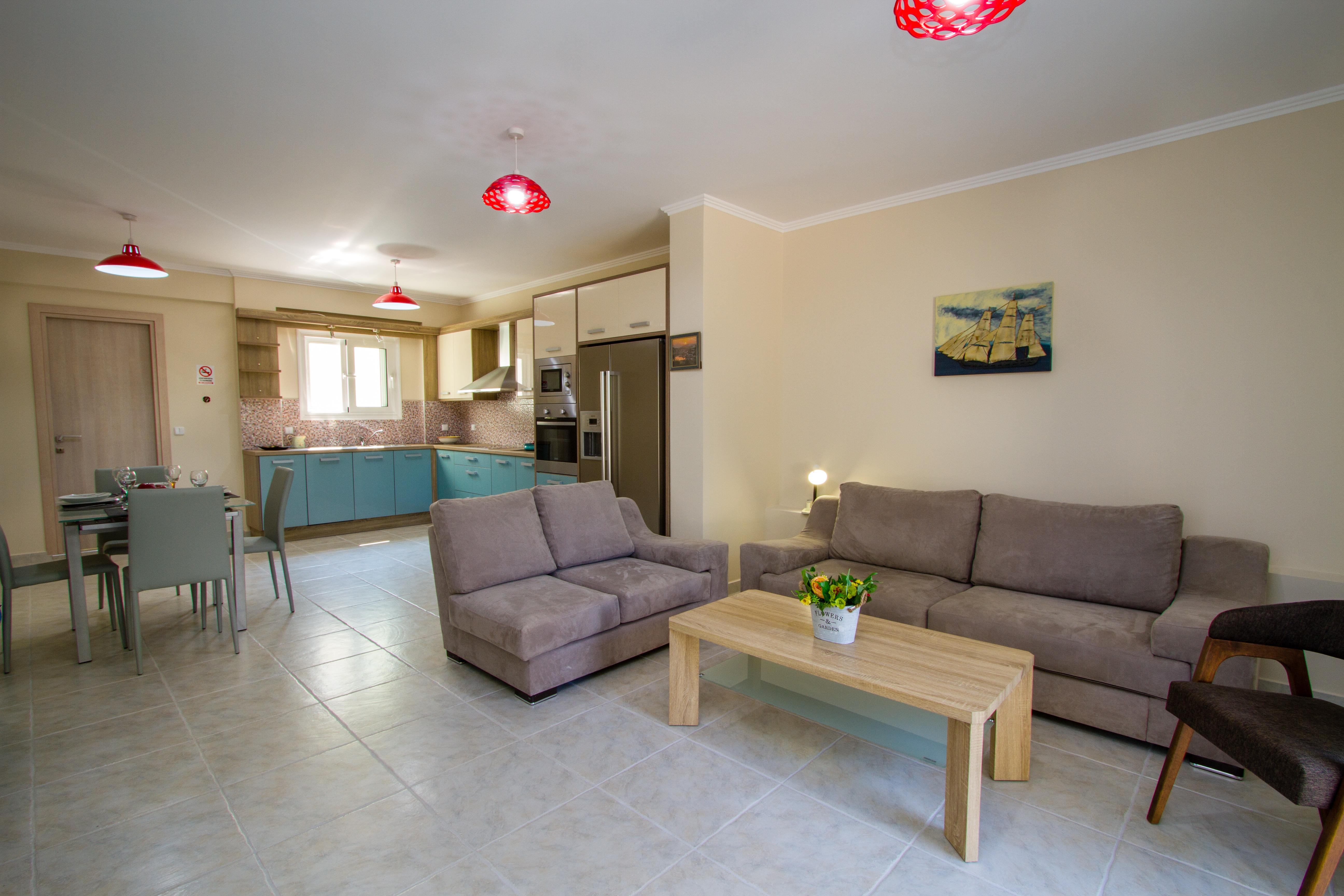 Holiday apartment Nijay Apartments Nr 3 De-lux Gre 76 Quadratmeter (2636986), Spartochori, Lefkada, Ionian Islands, Greece, picture 13