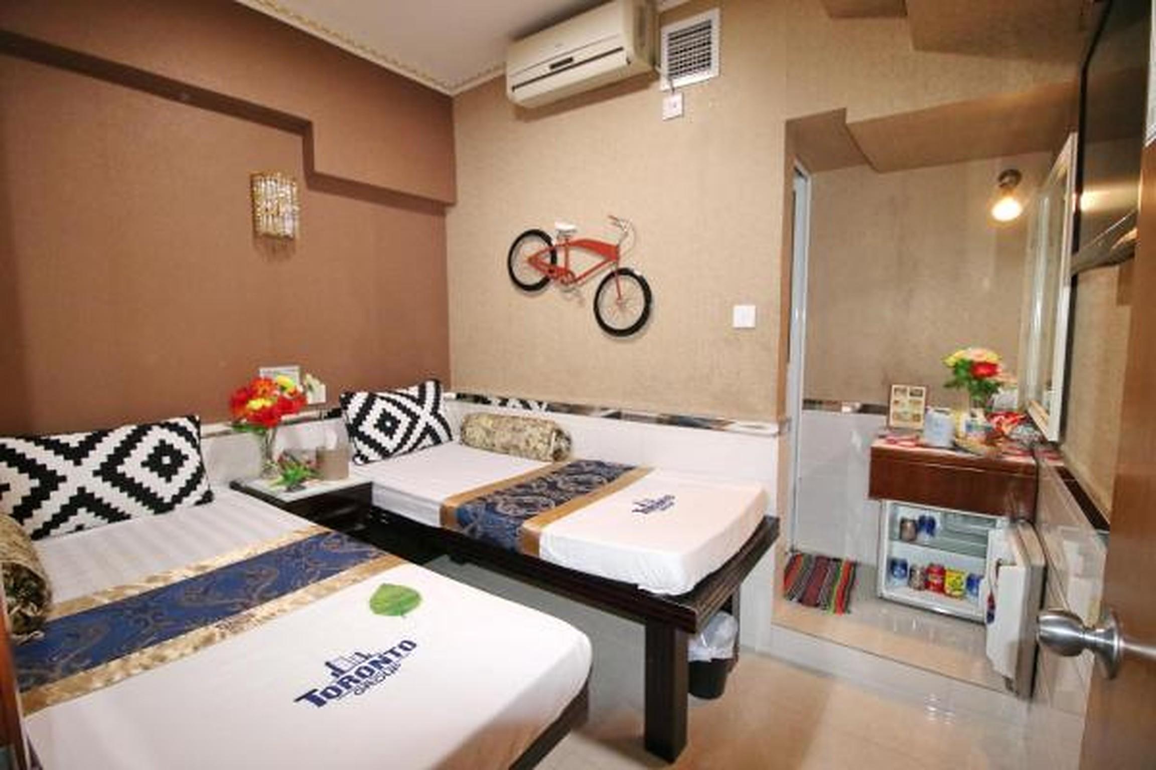 Standard Zweibettzimmer 2