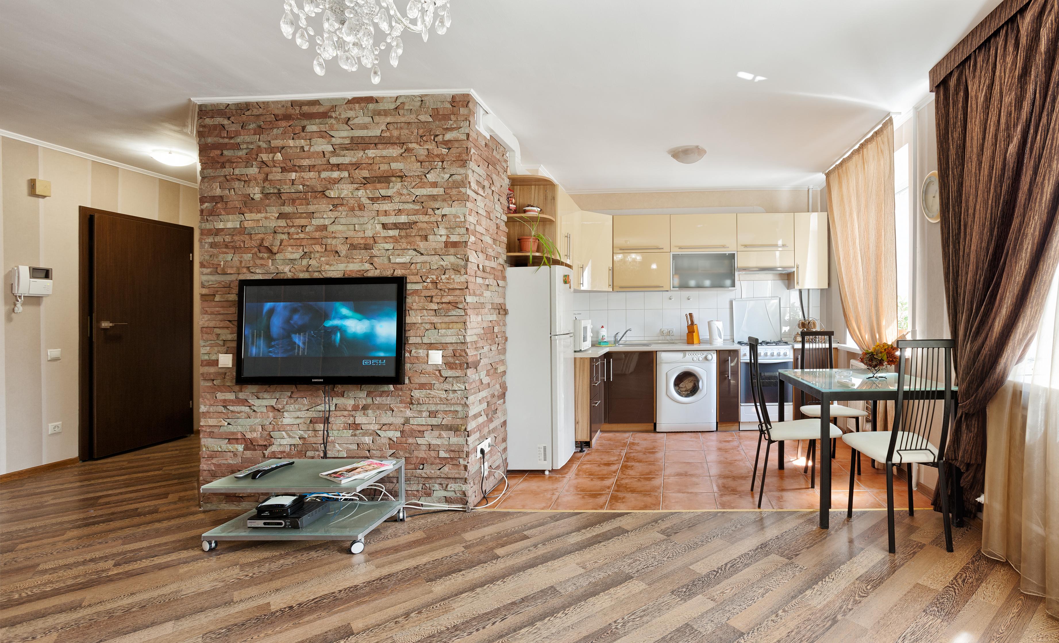 City Center Apartment Basseinaya 11