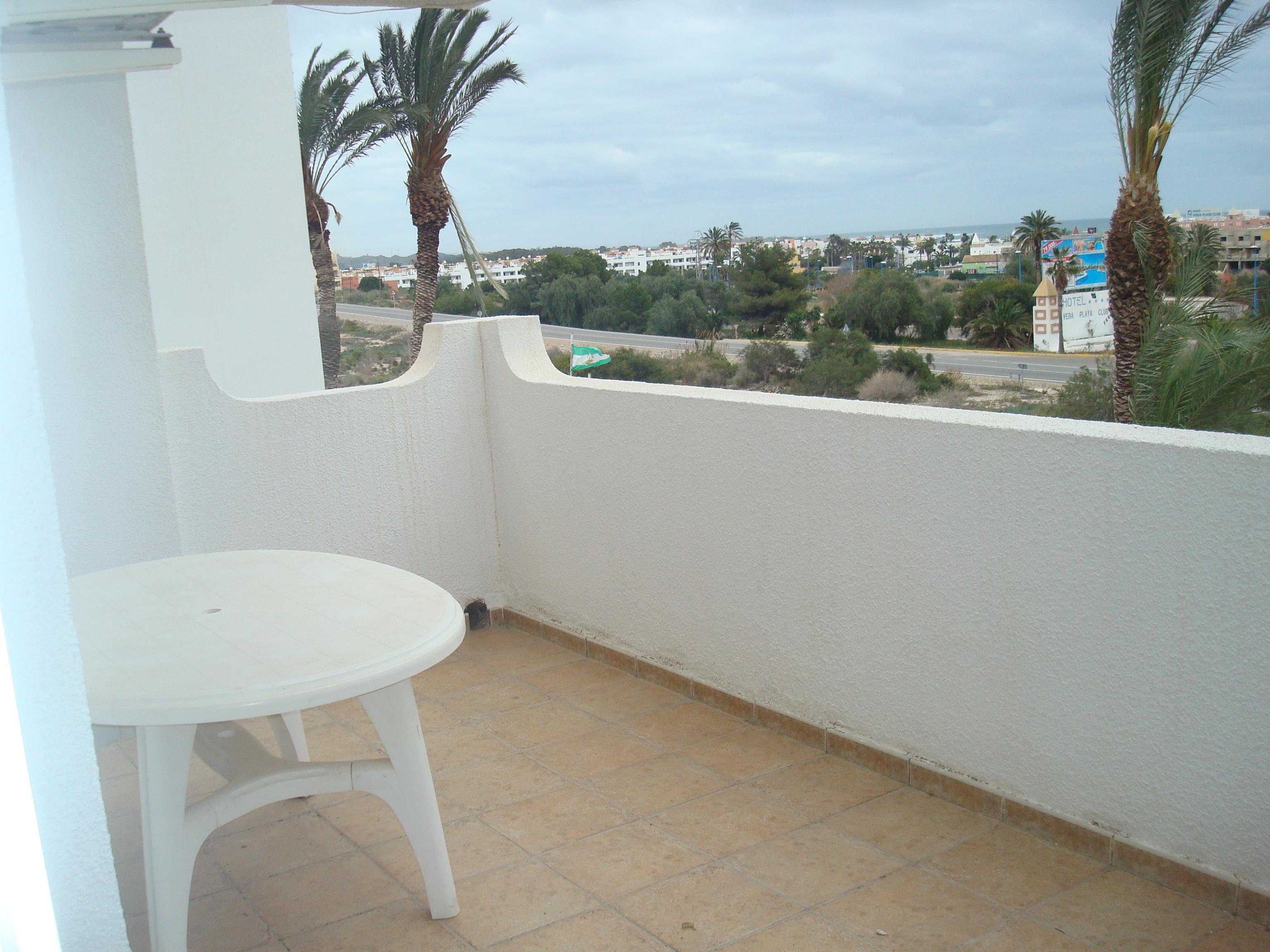 Wohnung im Erdgeschoss, mit groser Terrasse, zwei  Ferienhaus  Costa de Almeria