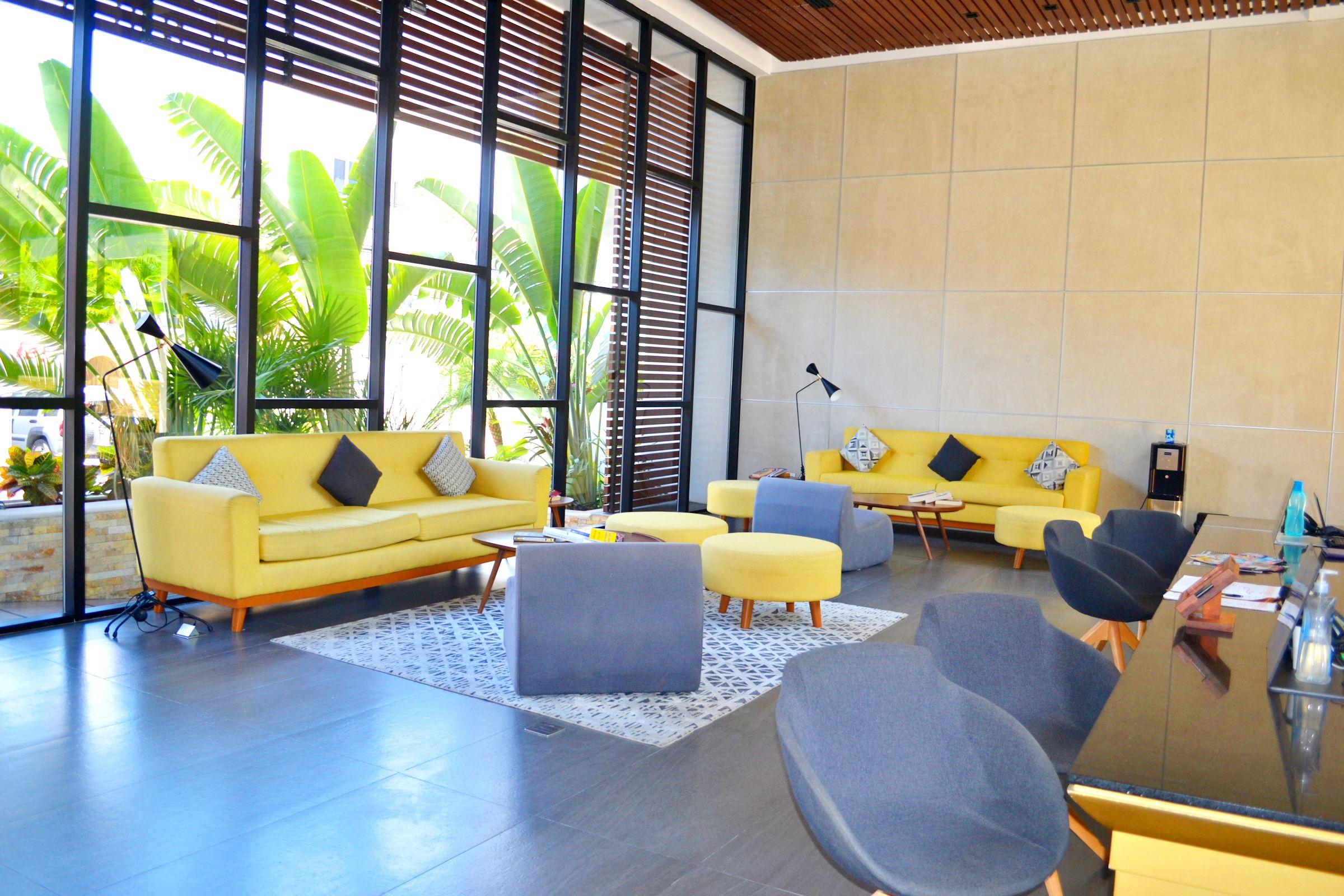 Moderne Abteilung mit bester Lage, Skybar und Fitn Ferienwohnung in Mittelamerika und Karibik