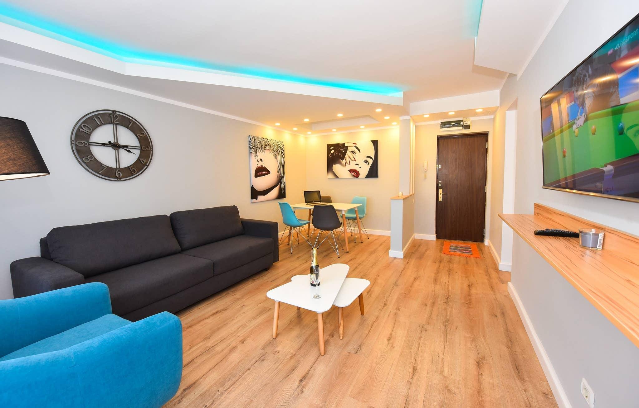 Twin 3 Apartment Cismigiu Garten
