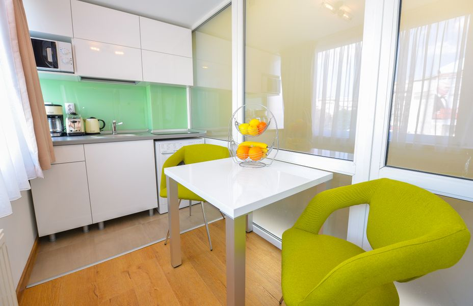 Elegance Studio (Cismigiu Gardens) - Flat Tv - Free Wifi - Panoramic View