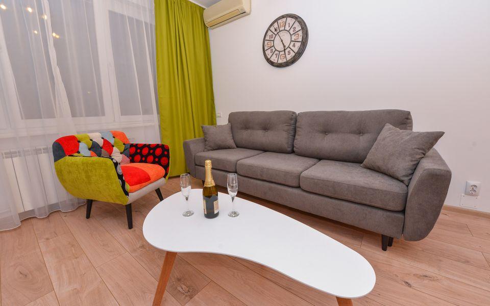 Athene Apartment - Cismigiu Gardens