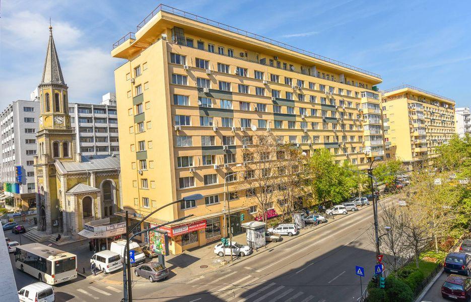 Mistral Apartment - Cismigiu Gardens