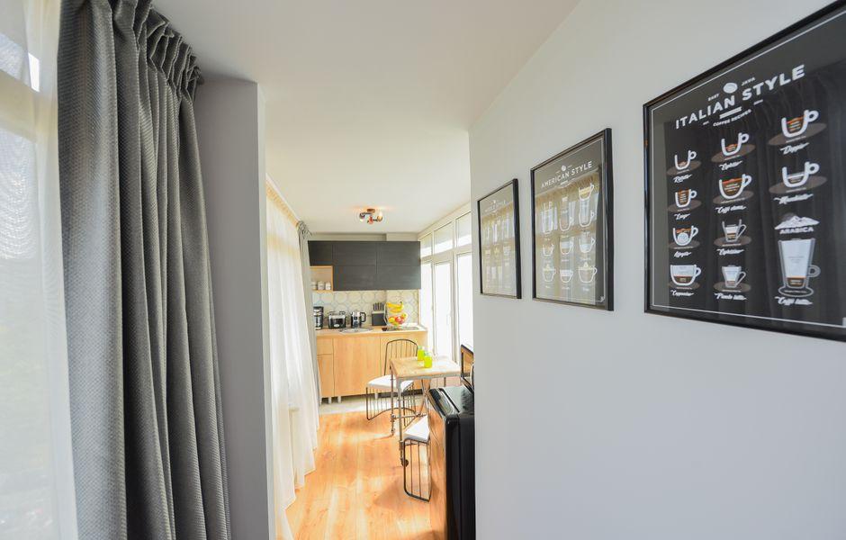 Adam's Studio (Cismigiu Gardens) - Smart Tv - Free Wifi - Panoramic View