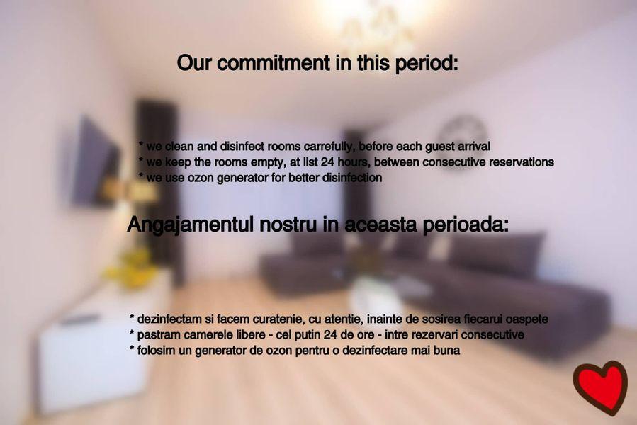 Privilege Apartment - Cismigiu Gardens
