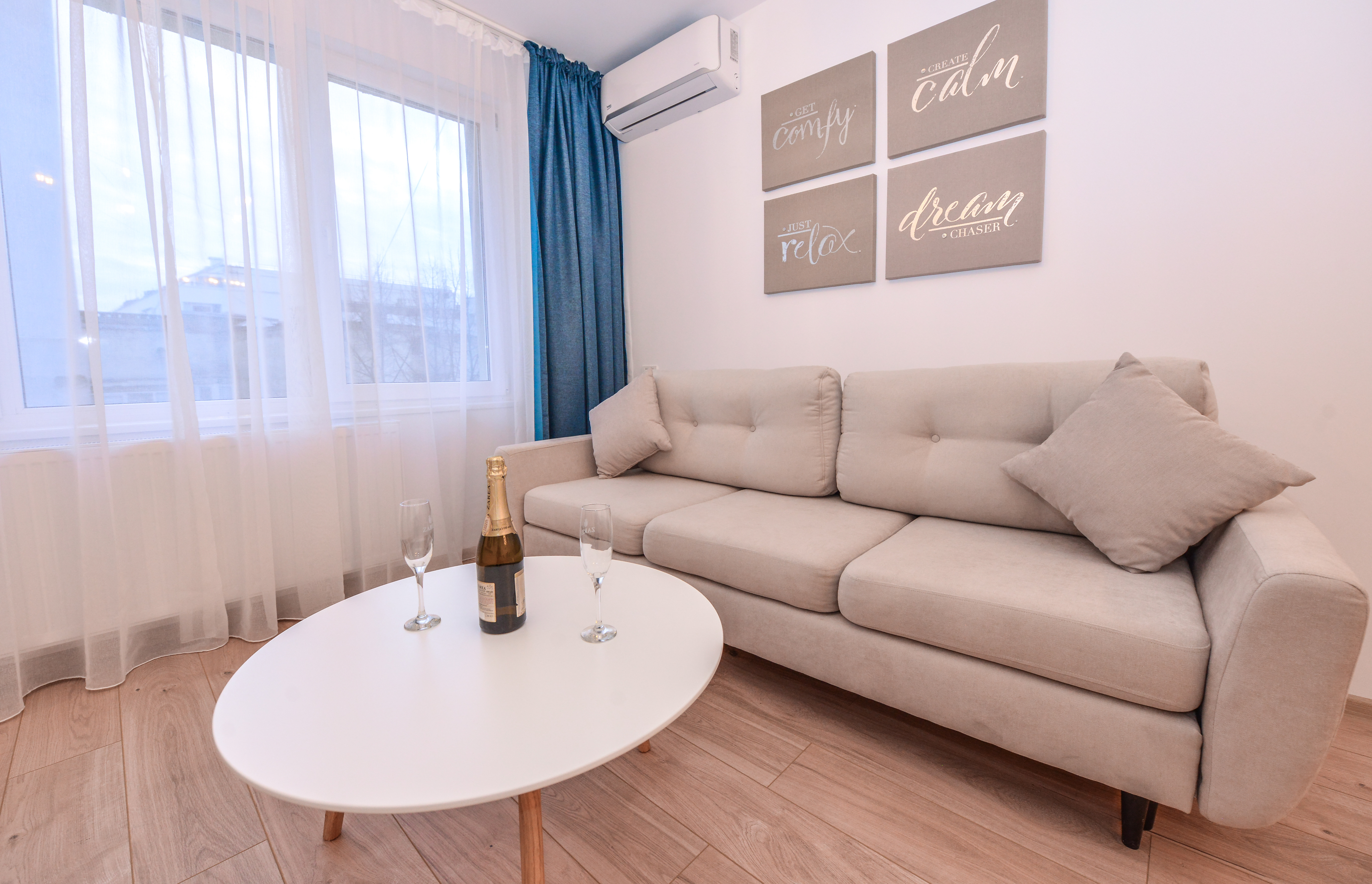Marina Apartment - Cismigiu Garten