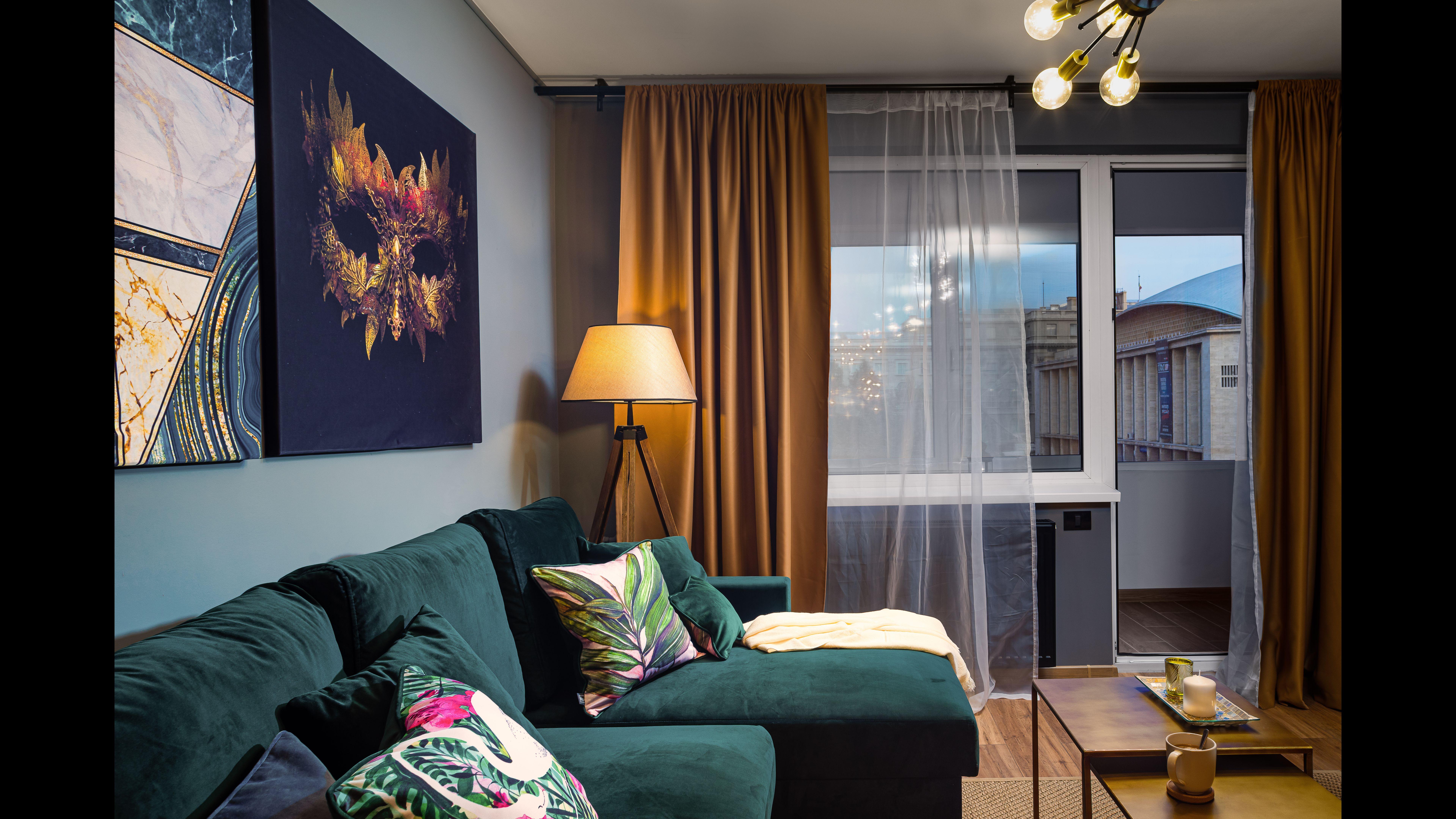 Golden Hour Apartment - Cismigiu Garten