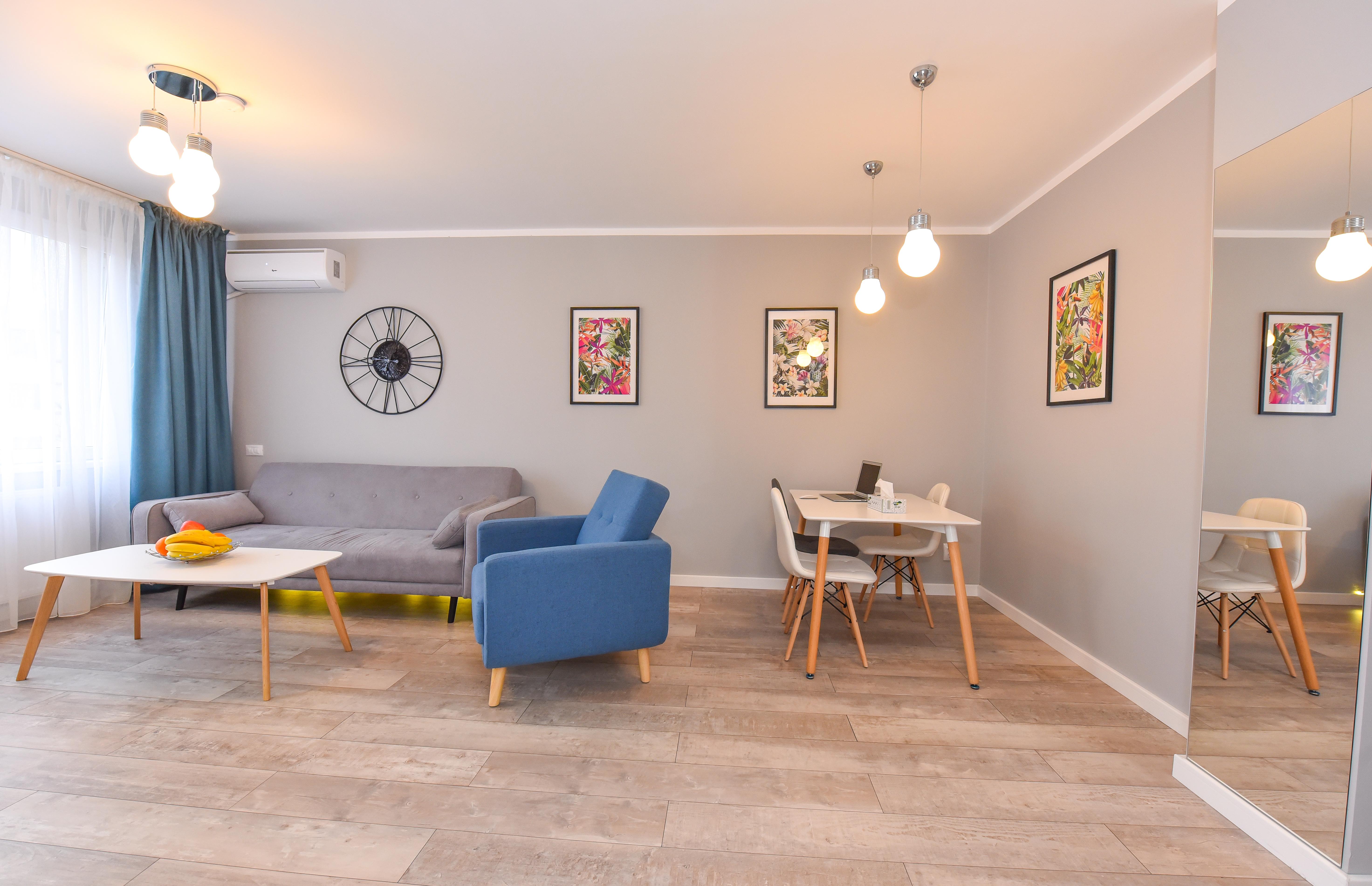 Primo Apartment - Cismigiu Garten