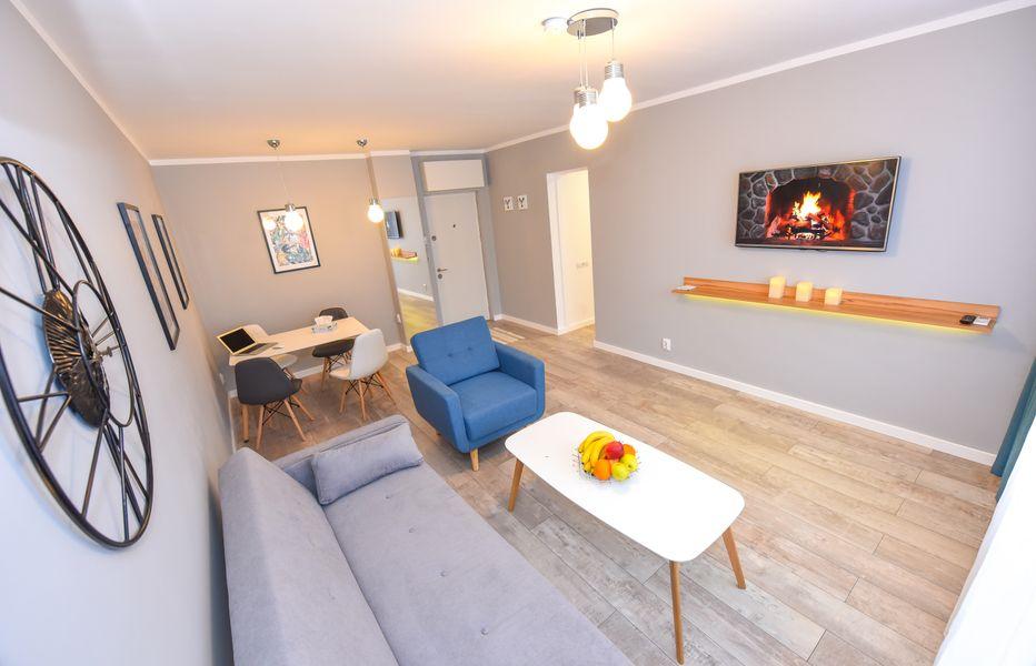 Primo Apartment - Cismigiu Gardens