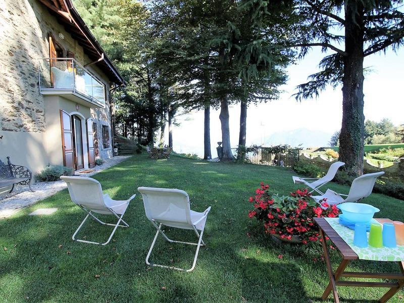 Cottage Alpino Immerso Nel Bosco
