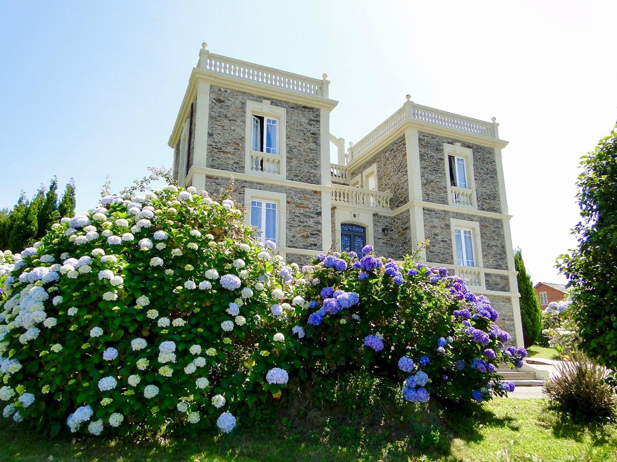 Indiana House Villa Auristela im Kolonialstil Villa  Costa Verde