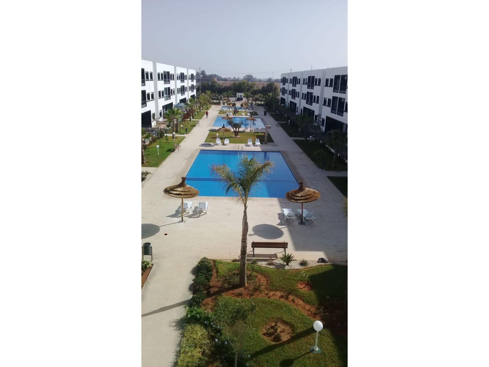 Magic housse sea view Ferienwohnung in Marokko