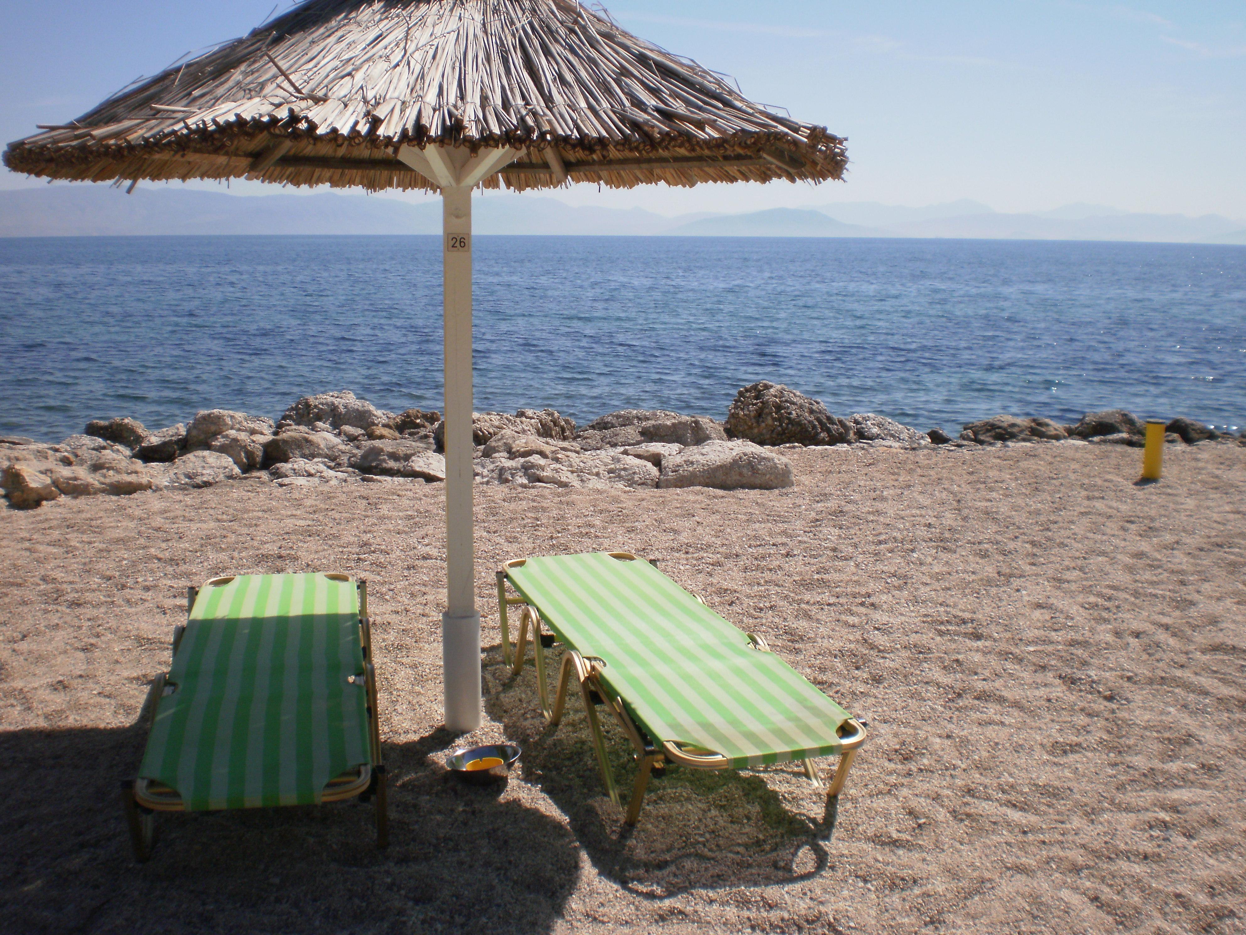 Maison de vacances Entspannte Ferien ein paar Schritte vom Meer entfernt und mit einem Gefhl der Privatsphre (2378713), Moraitika, Corfou, Iles Ioniennes, Grèce, image 17