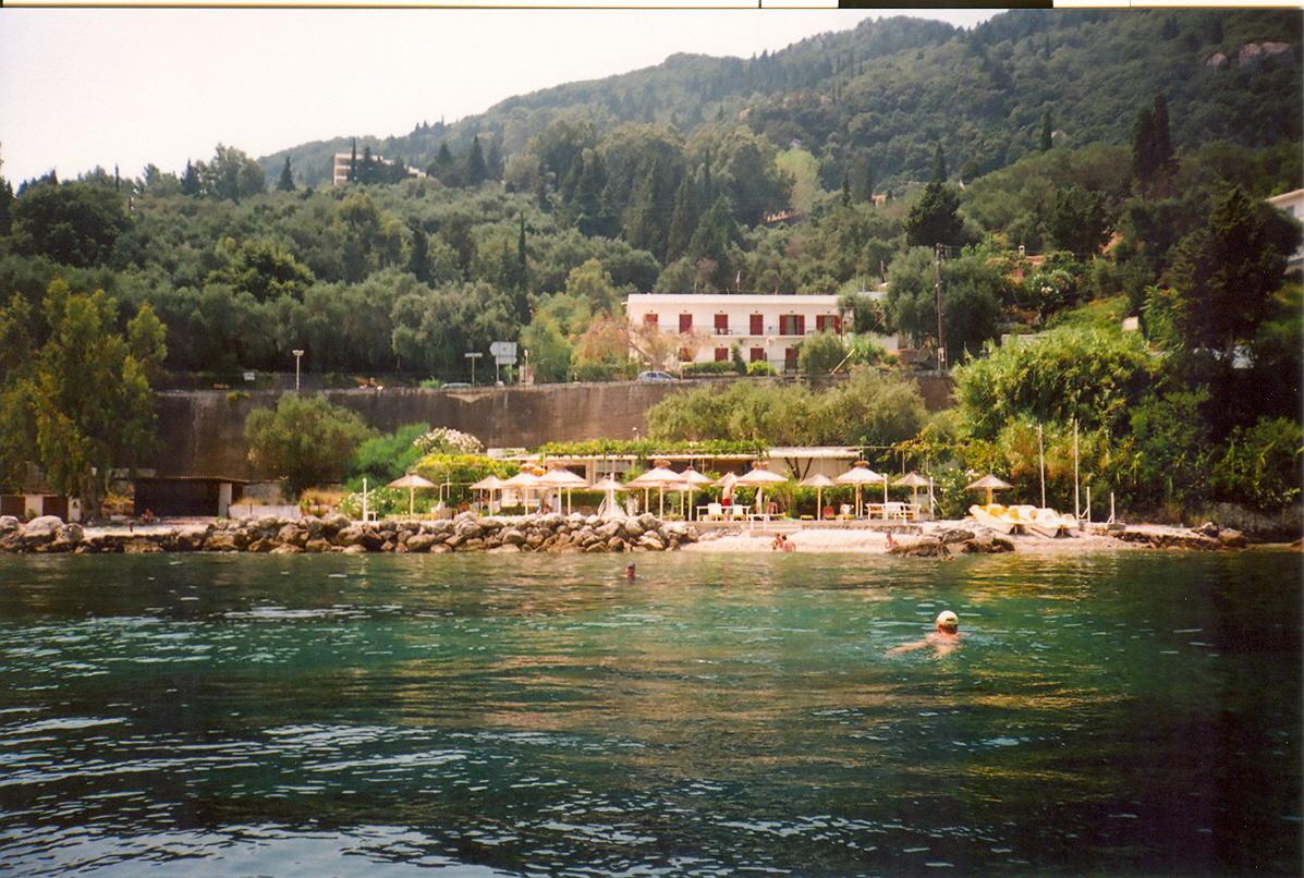 Appartement de vacances entspannte Ferien ein paar Schritte vom Meer entfernt (2187693), Moraitika, Corfou, Iles Ioniennes, Grèce, image 8