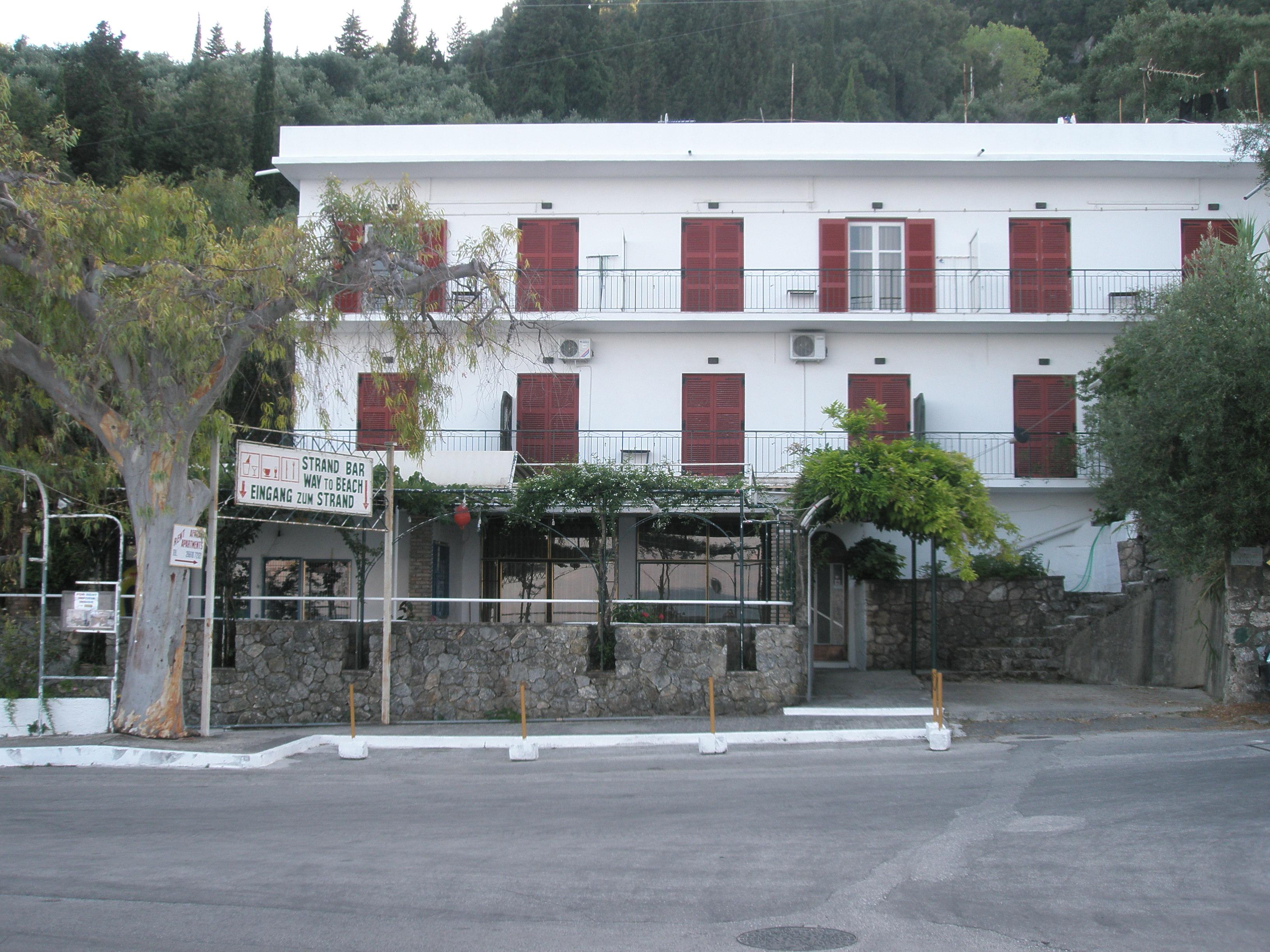 Appartement de vacances entspannte Ferien ein paar Schritte vom Meer entfernt (2187693), Moraitika, Corfou, Iles Ioniennes, Grèce, image 5