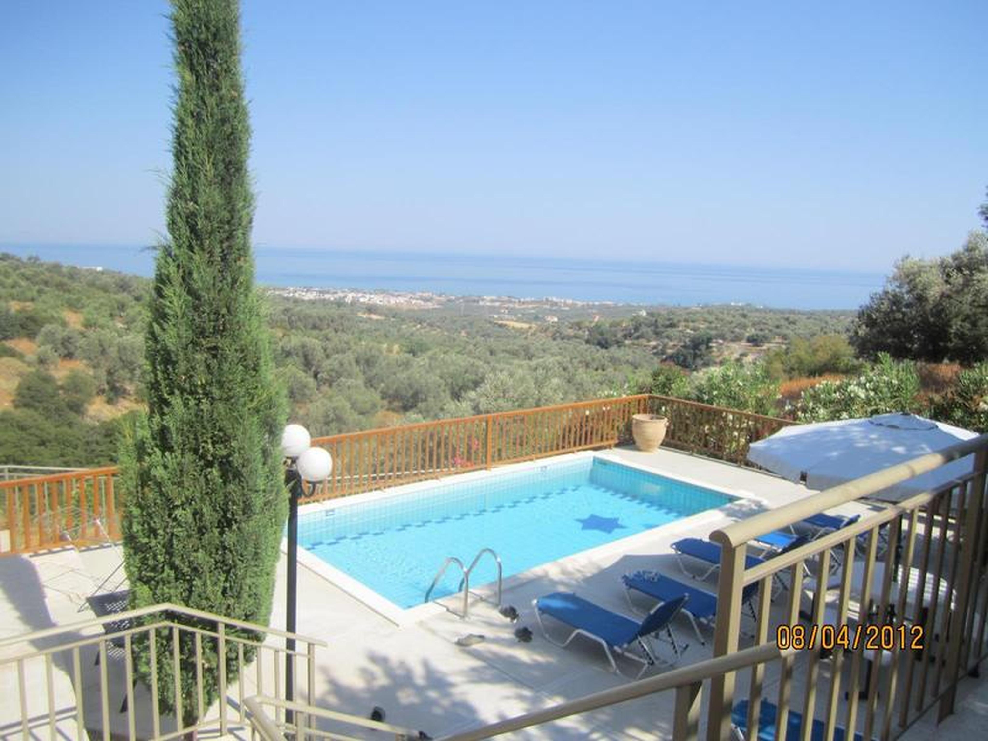 Schones Ferienhaus fur 10 Personen, mit Pool Villa  Kreta