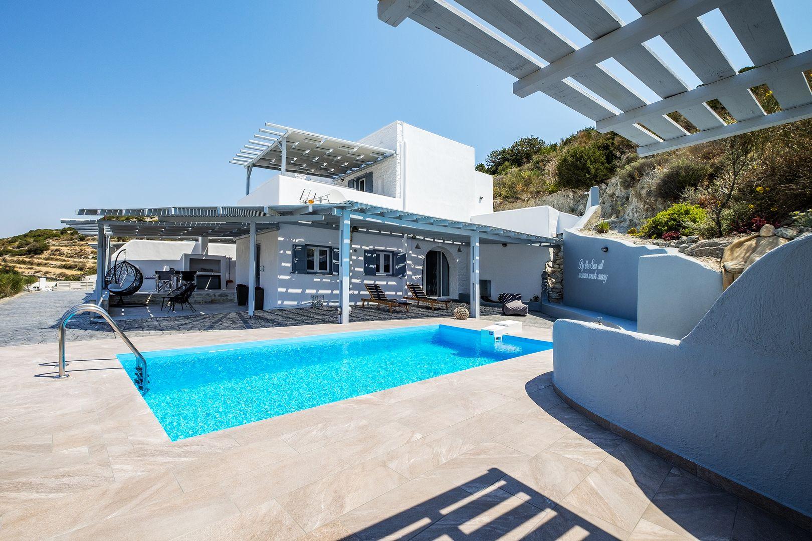 Ferienhaus Villa Galatea mit eigenem Pool (2522274), Paros, Paros, Kykladen, Griechenland, Bild 3