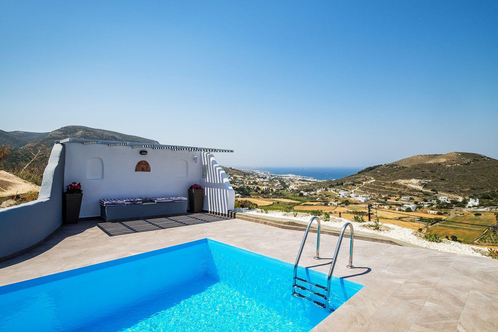 Ferienhaus Villa Galatea mit eigenem Pool (2522274), Paros, Paros, Kykladen, Griechenland, Bild 2