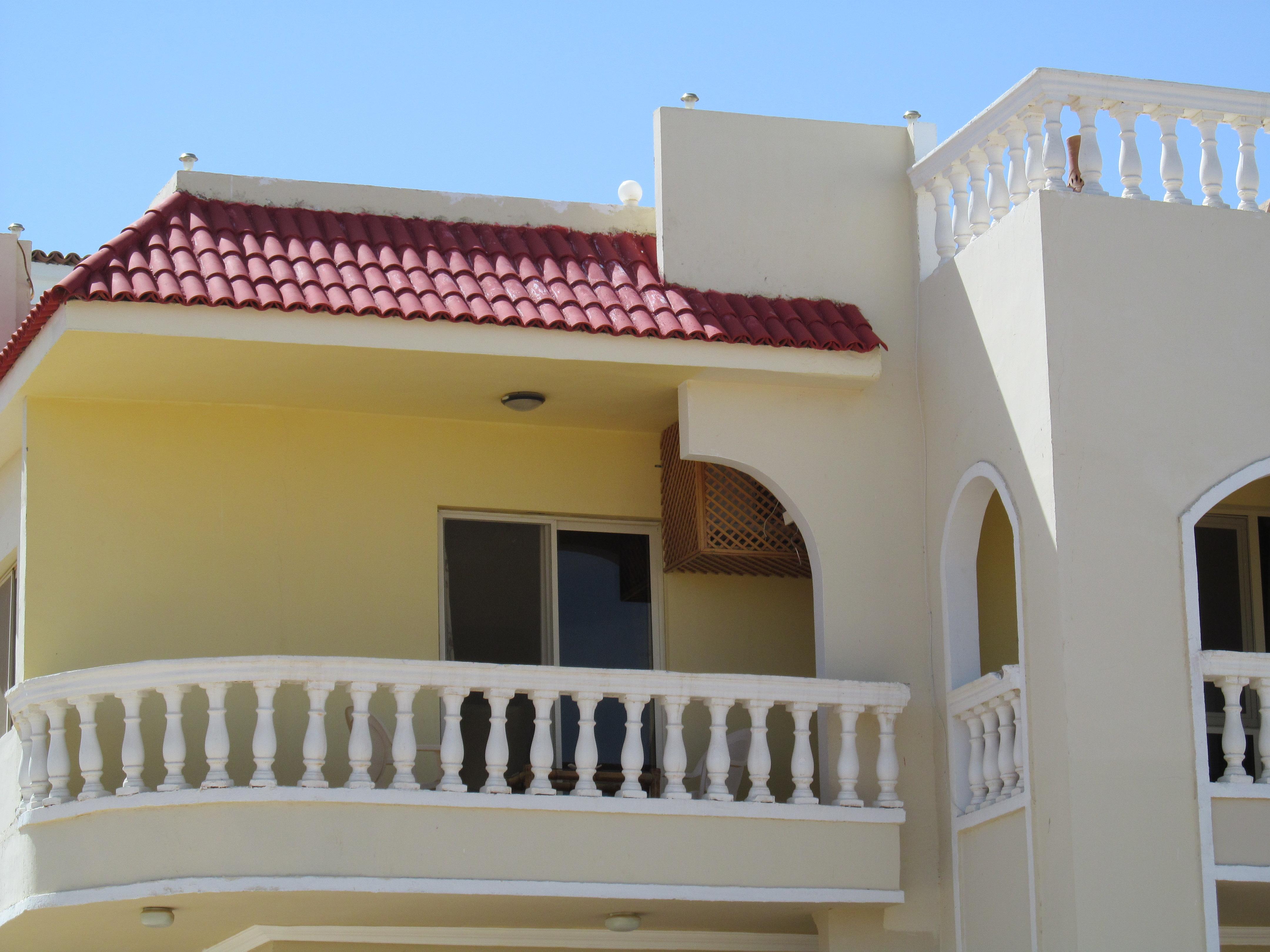 Ein schones, familiengefuhrtes Penthouse-apartment Ferienwohnung in Ägypten