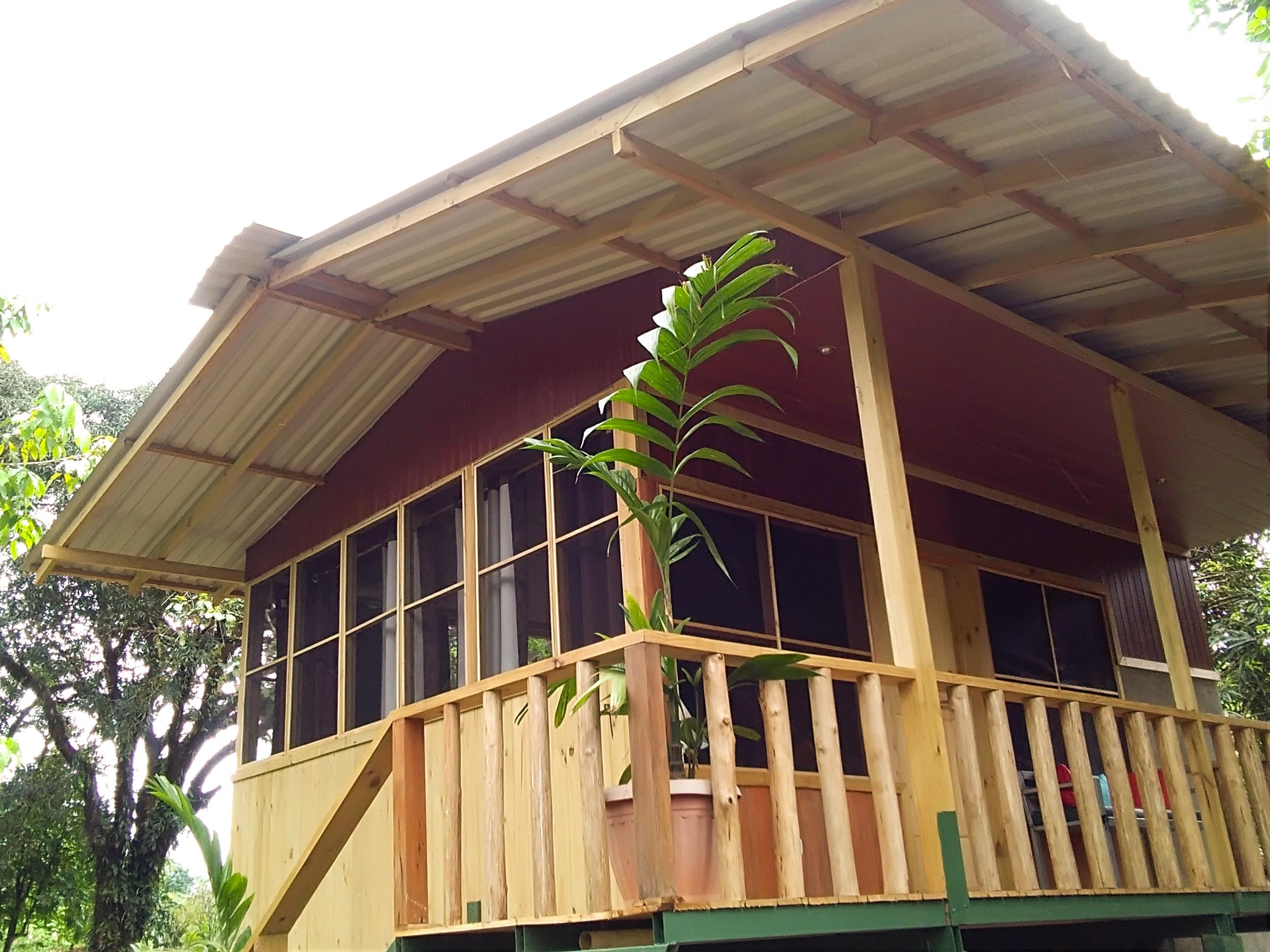 Casa Drake Lodge ist ideal fur den Traum aller Rei Bungalow
