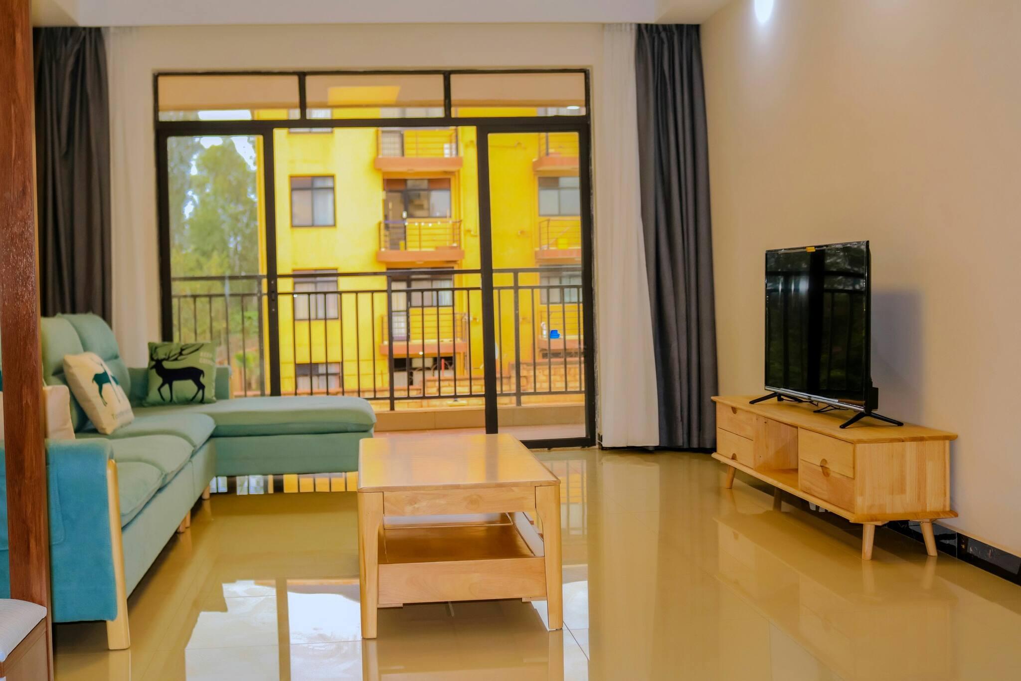 Elegant 3 Bedroom Apartment , Kigali Myplace