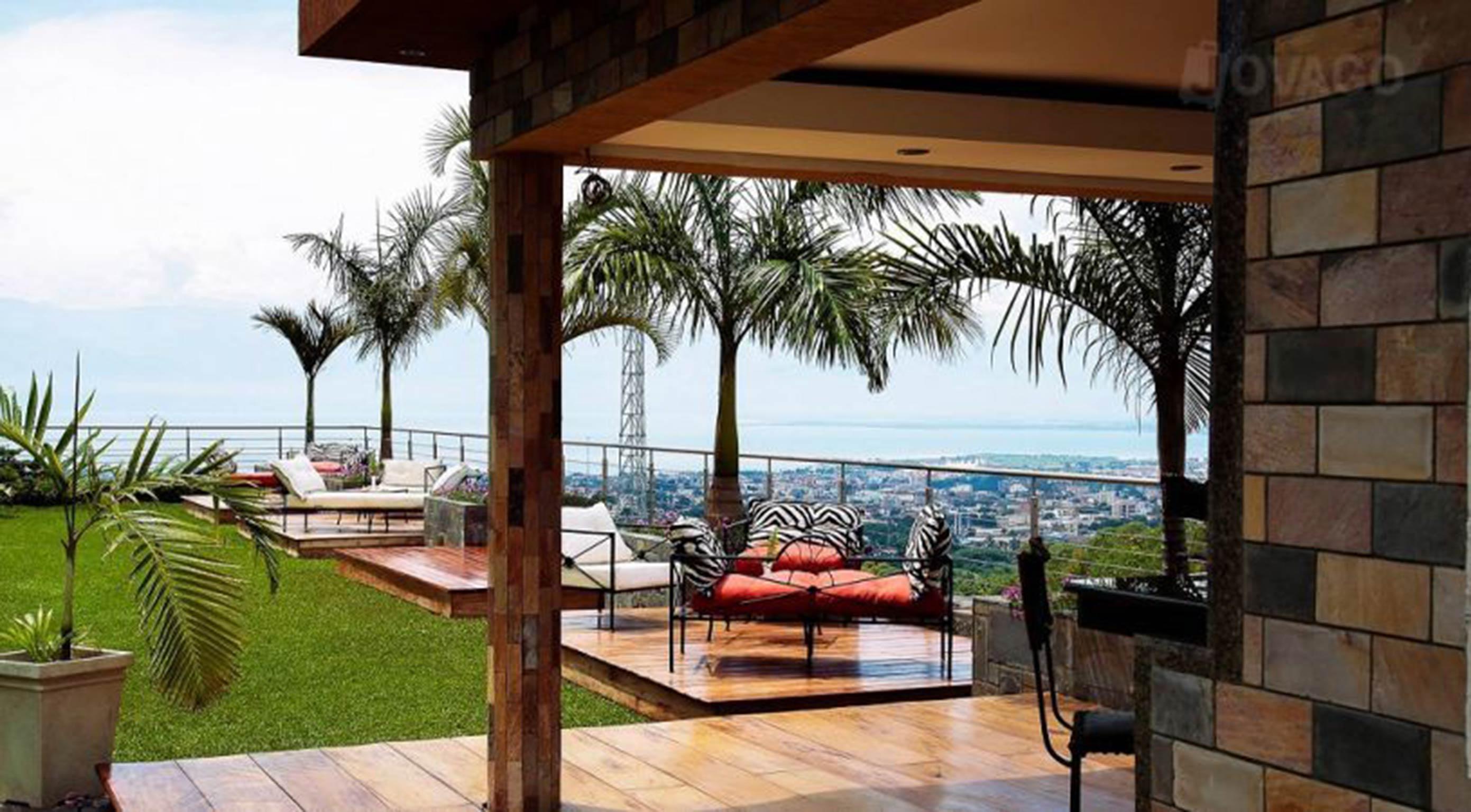 Entspannen Sie sich und genießen Sie die großartigen Annehmlichkeiten im Kiriri Garden Hotel