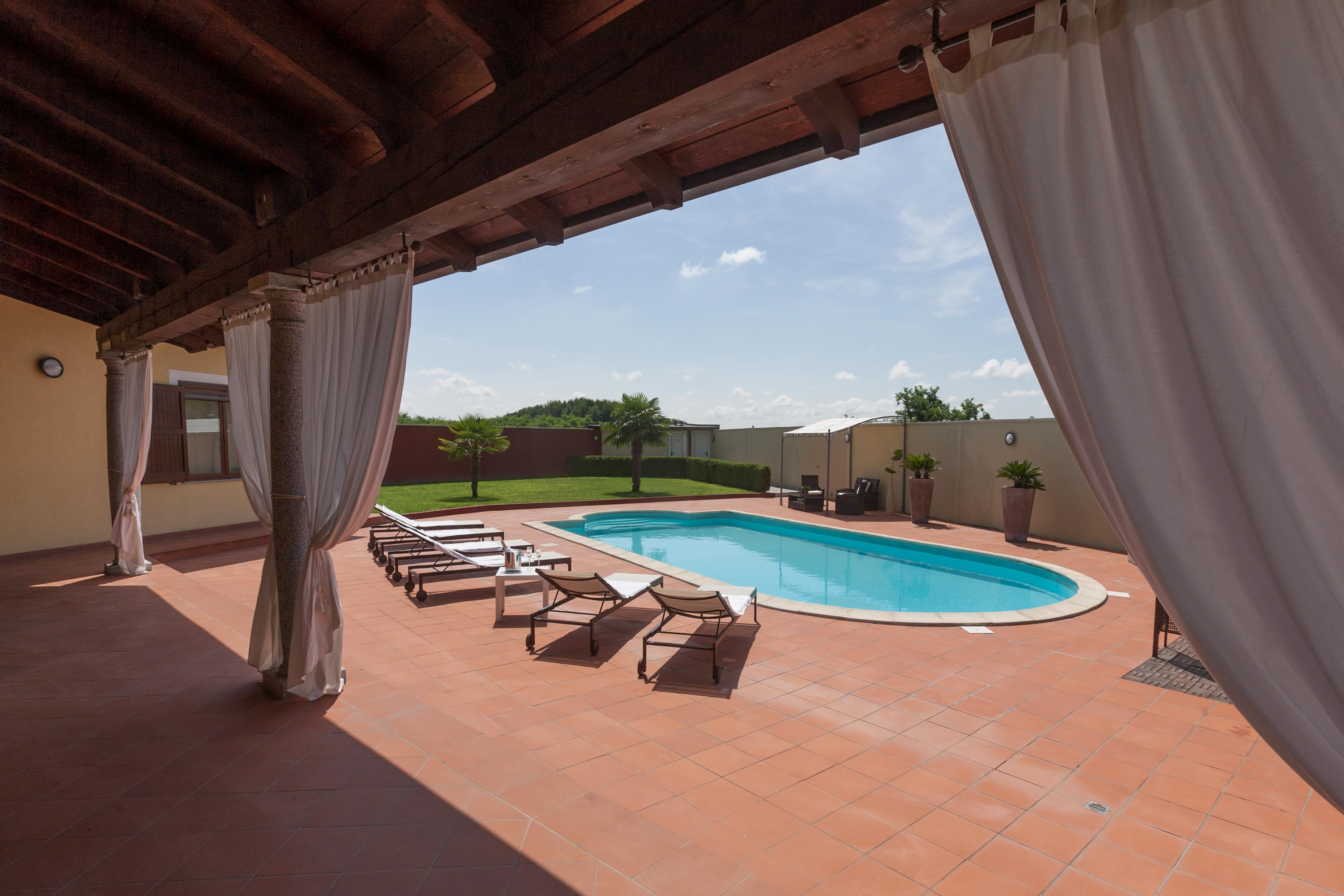 Ferienhaus Villa Cometa - Lebende Mode - (2599033), Casaleggio Novara, Novara, Piemont, Italien, Bild 6