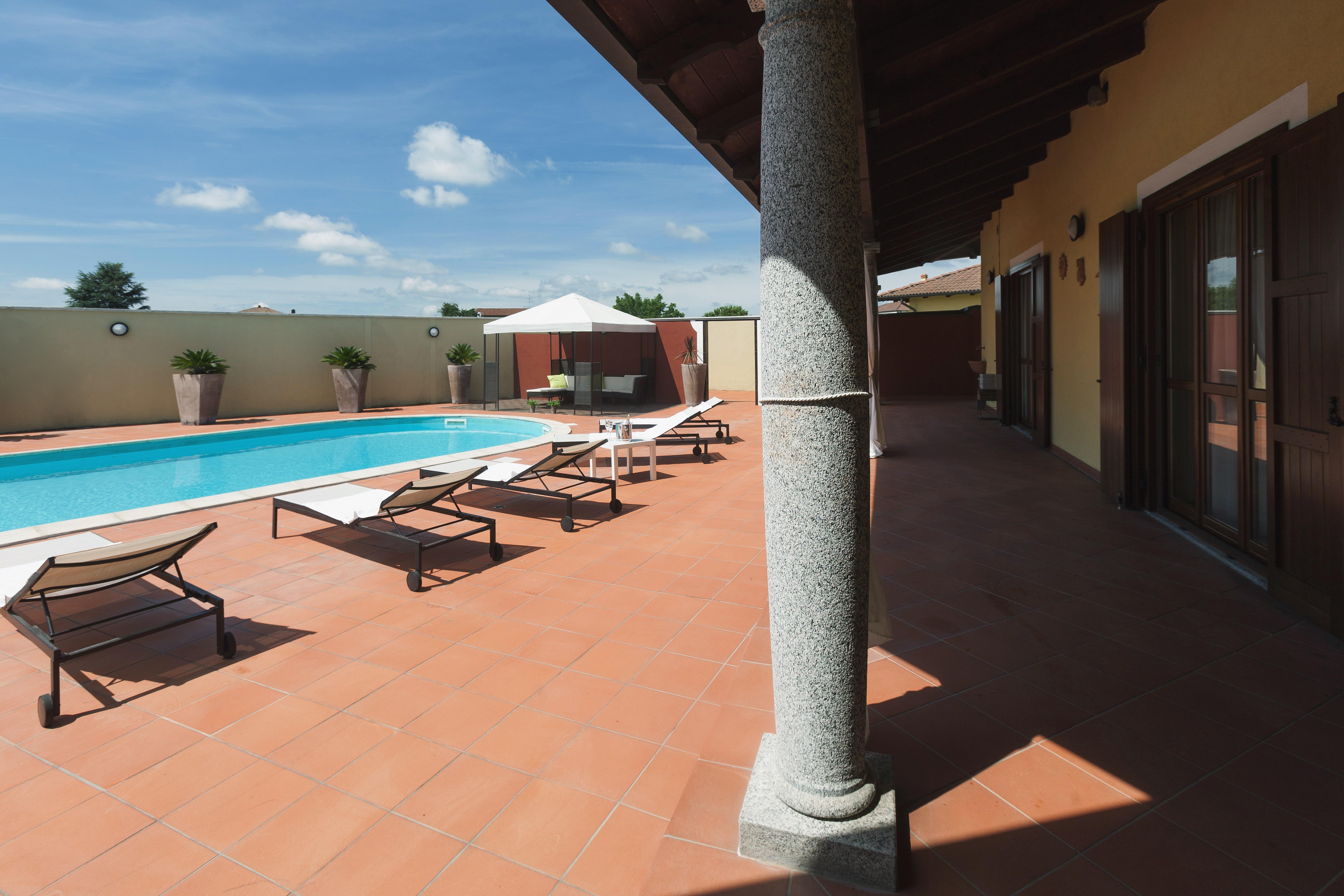 Ferienhaus Villa Cometa - Lebende Mode - (2599033), Casaleggio Novara, Novara, Piemont, Italien, Bild 7