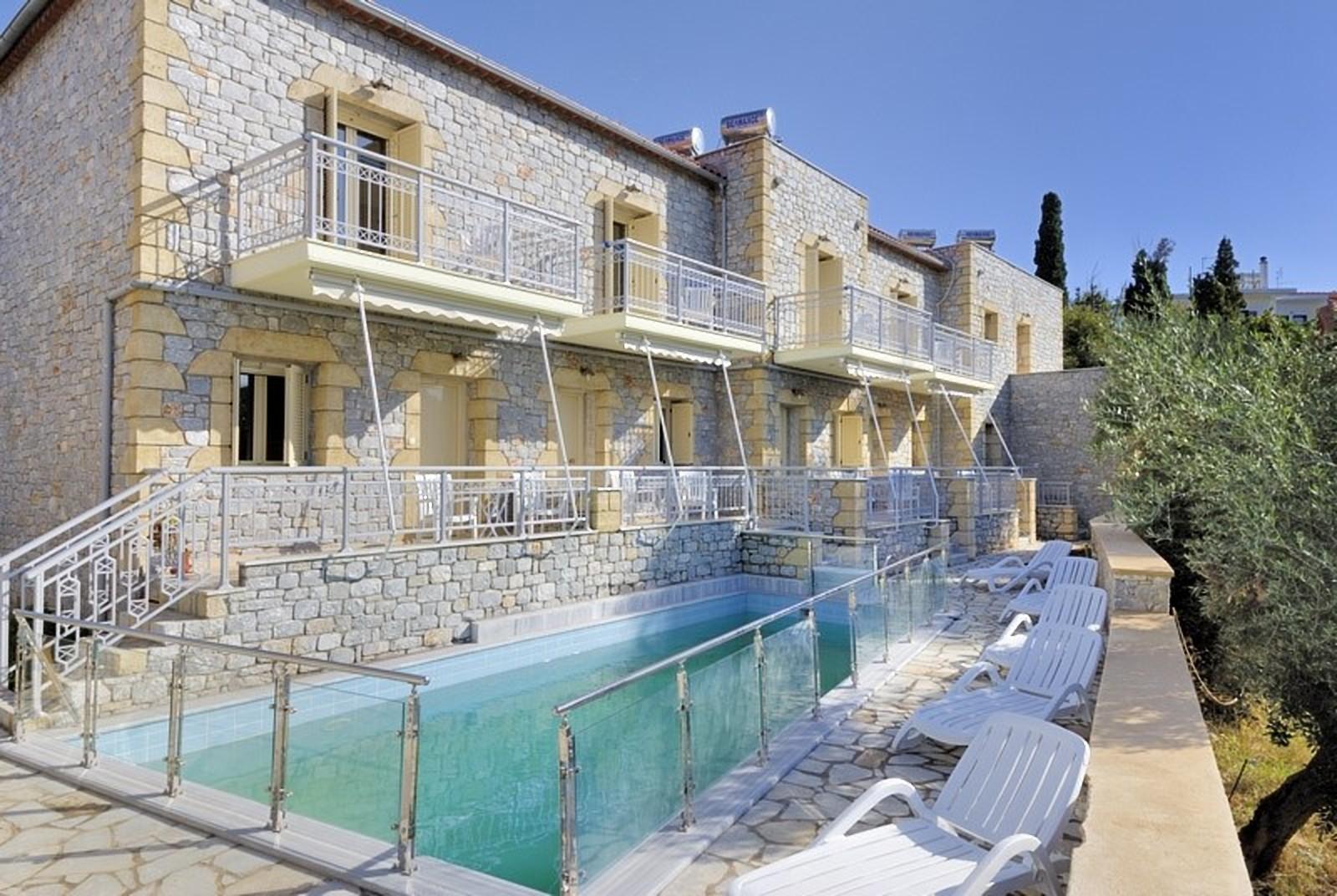Manoleas Villas Wohnung 2