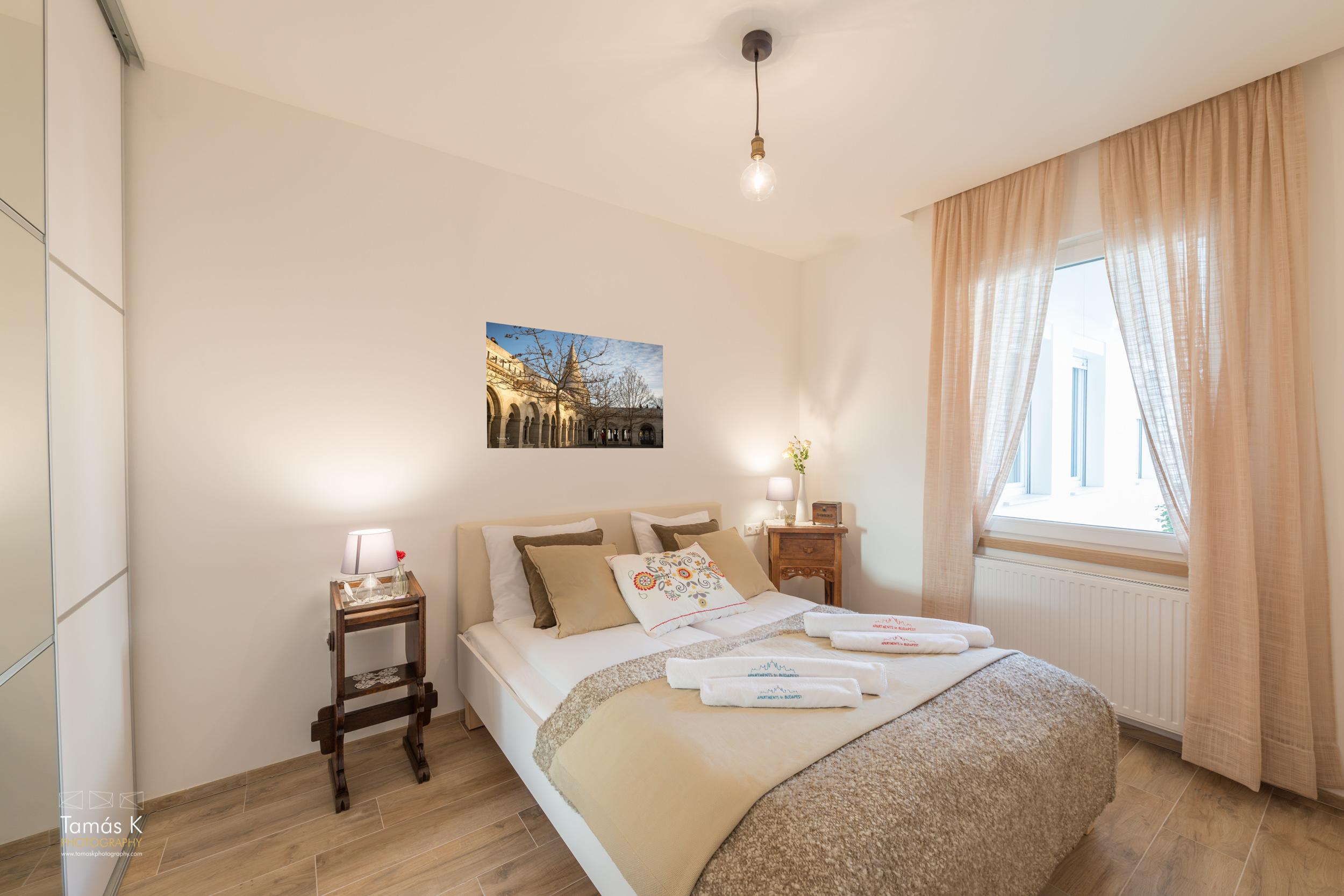 Basilica Deluxe Appartement im Stadtzentrum mit Klimaanlage Wlan hohe Decken