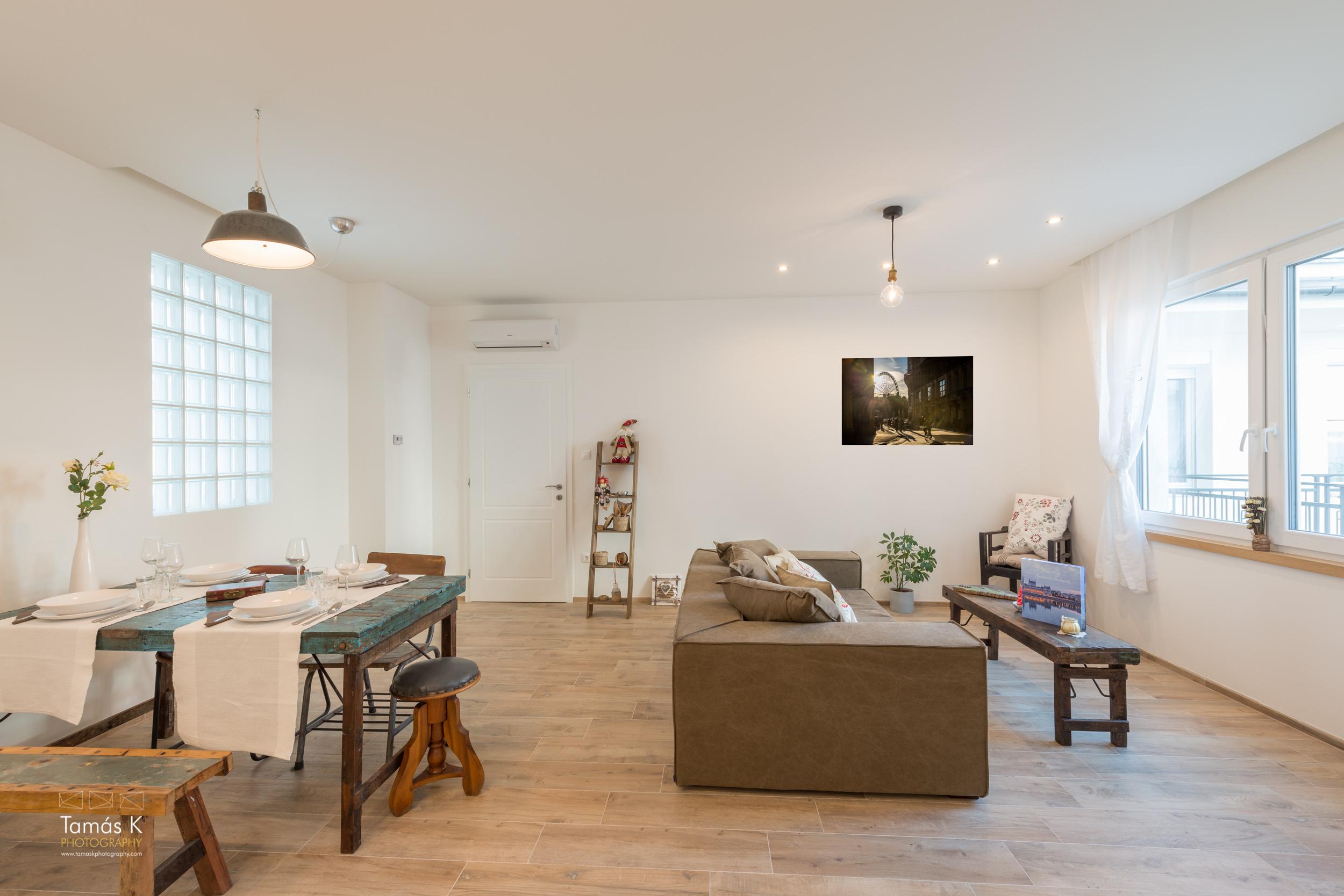 Basilica Deluxe Appartement Im Stadtzentrum Mit Klimaanlage
